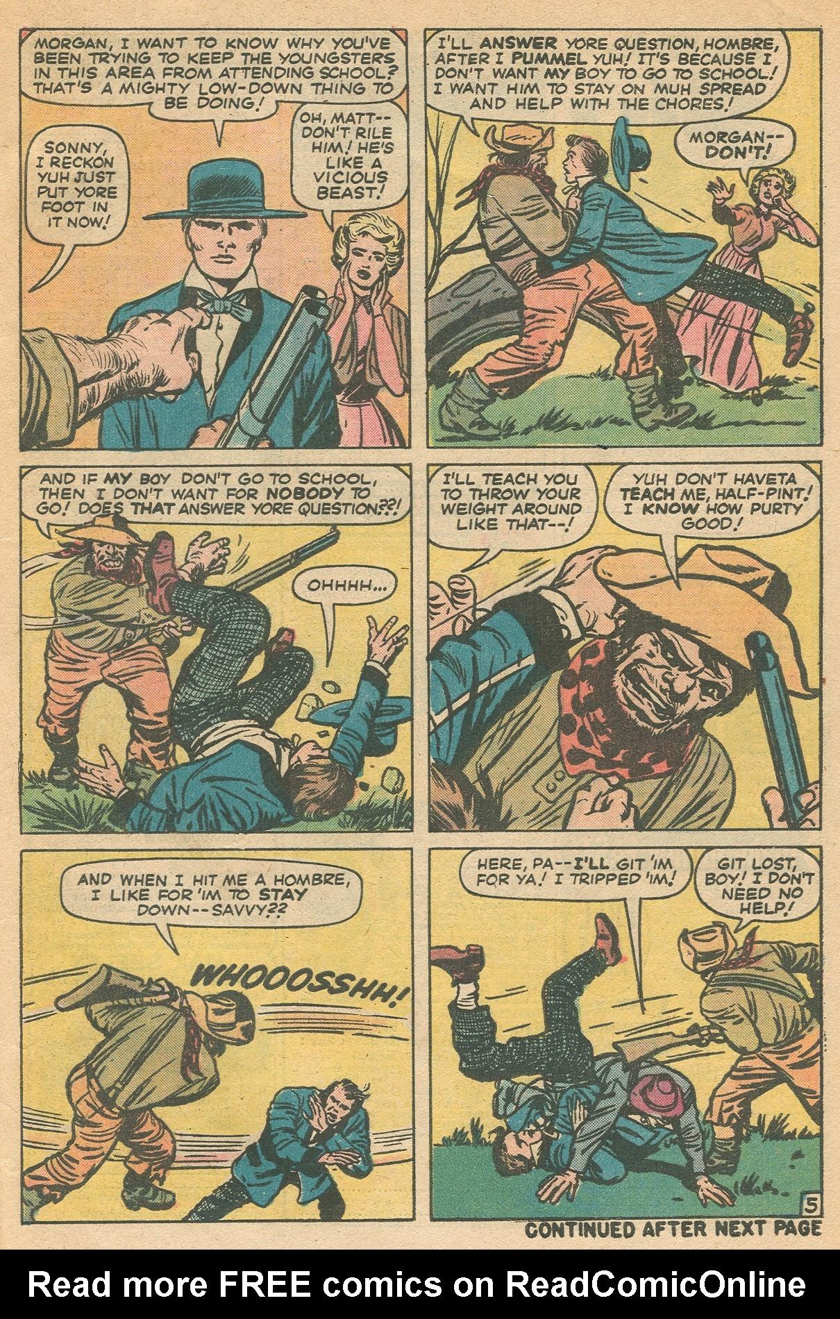 Read online Two-Gun Kid comic -  Issue #130 - 9