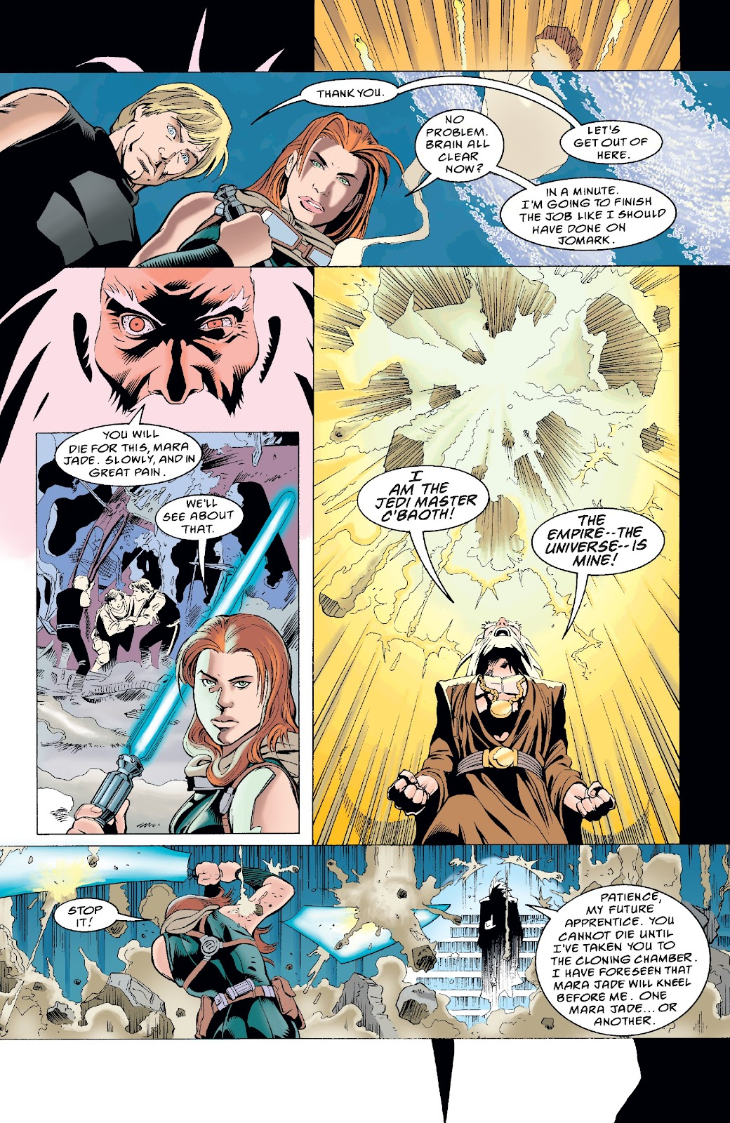 Read online Star Wars Legends: The New Republic - Epic Collection comic -  Issue # TPB 4 (Part 5) - 24
