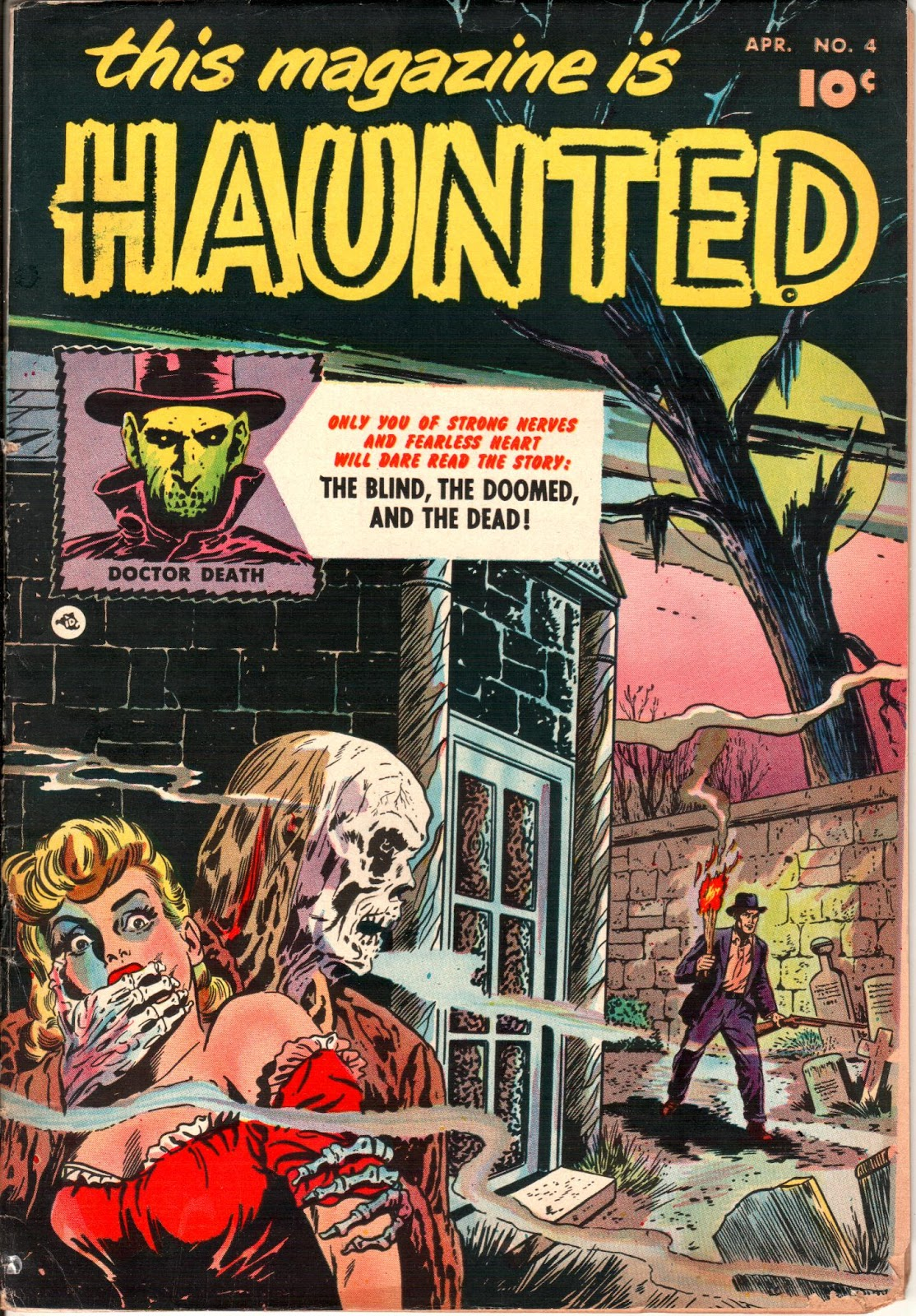 Read online This Magazine Is Haunted comic -  Issue #4 - 1