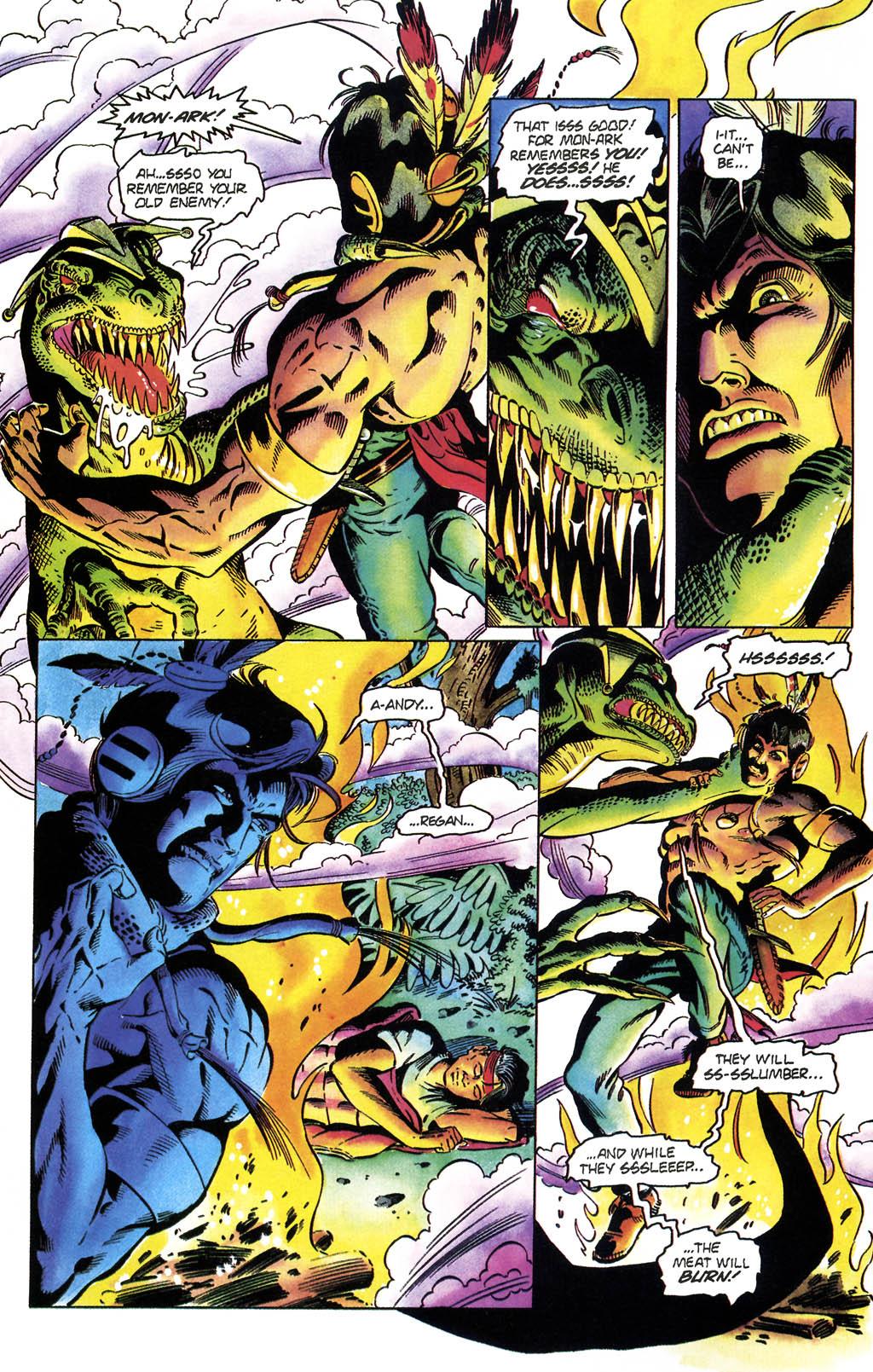 Read online Turok, Dinosaur Hunter (1993) comic -  Issue #36 - 5