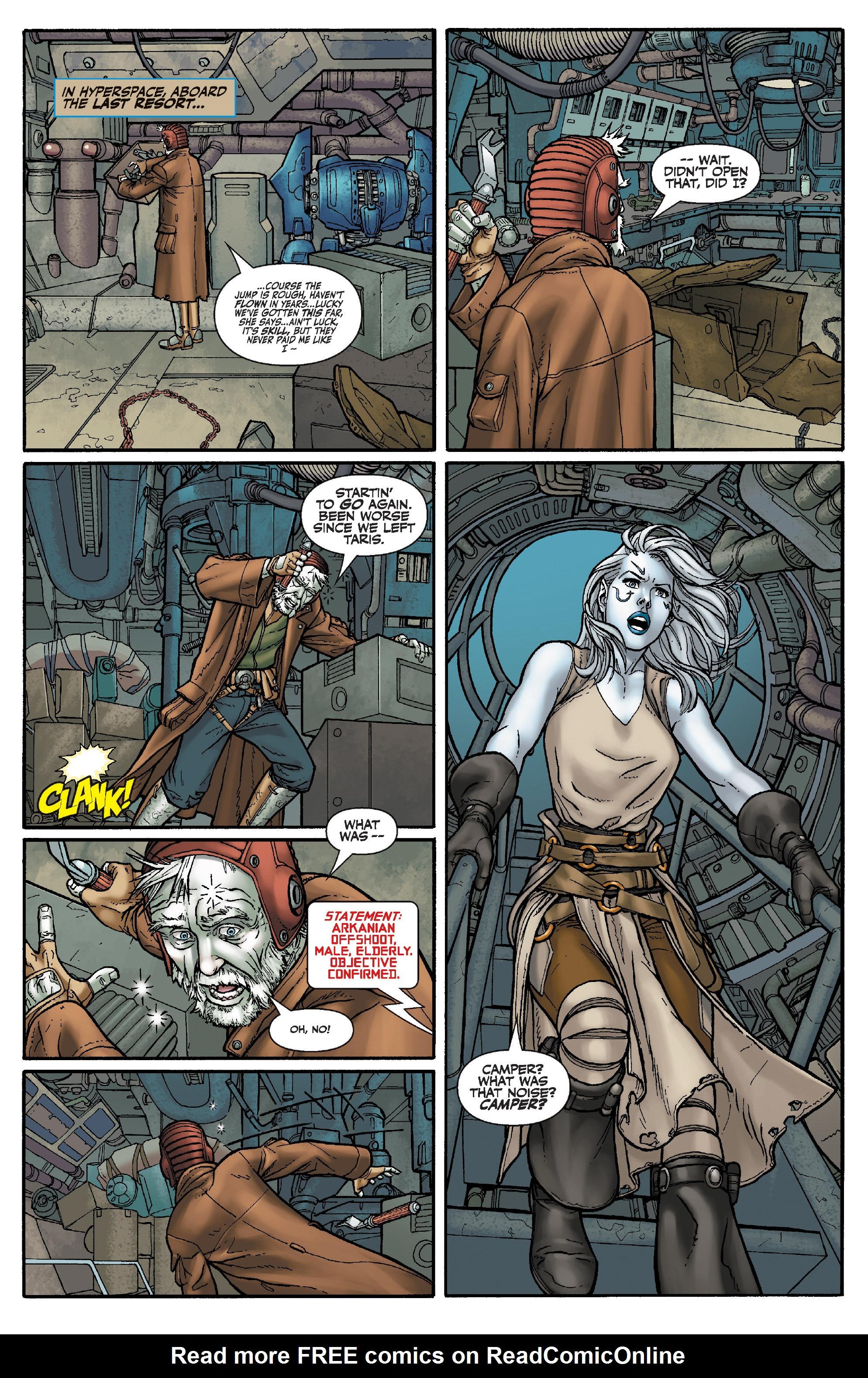 Read online Star Wars Omnibus comic -  Issue # Vol. 29 - 294
