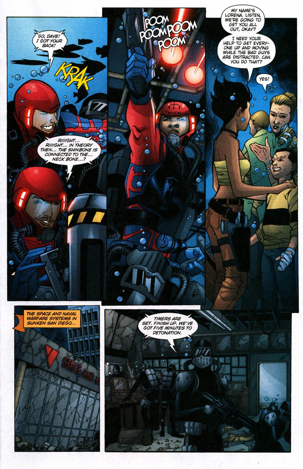 Read online Aquaman (2003) comic -  Issue #24 - 17