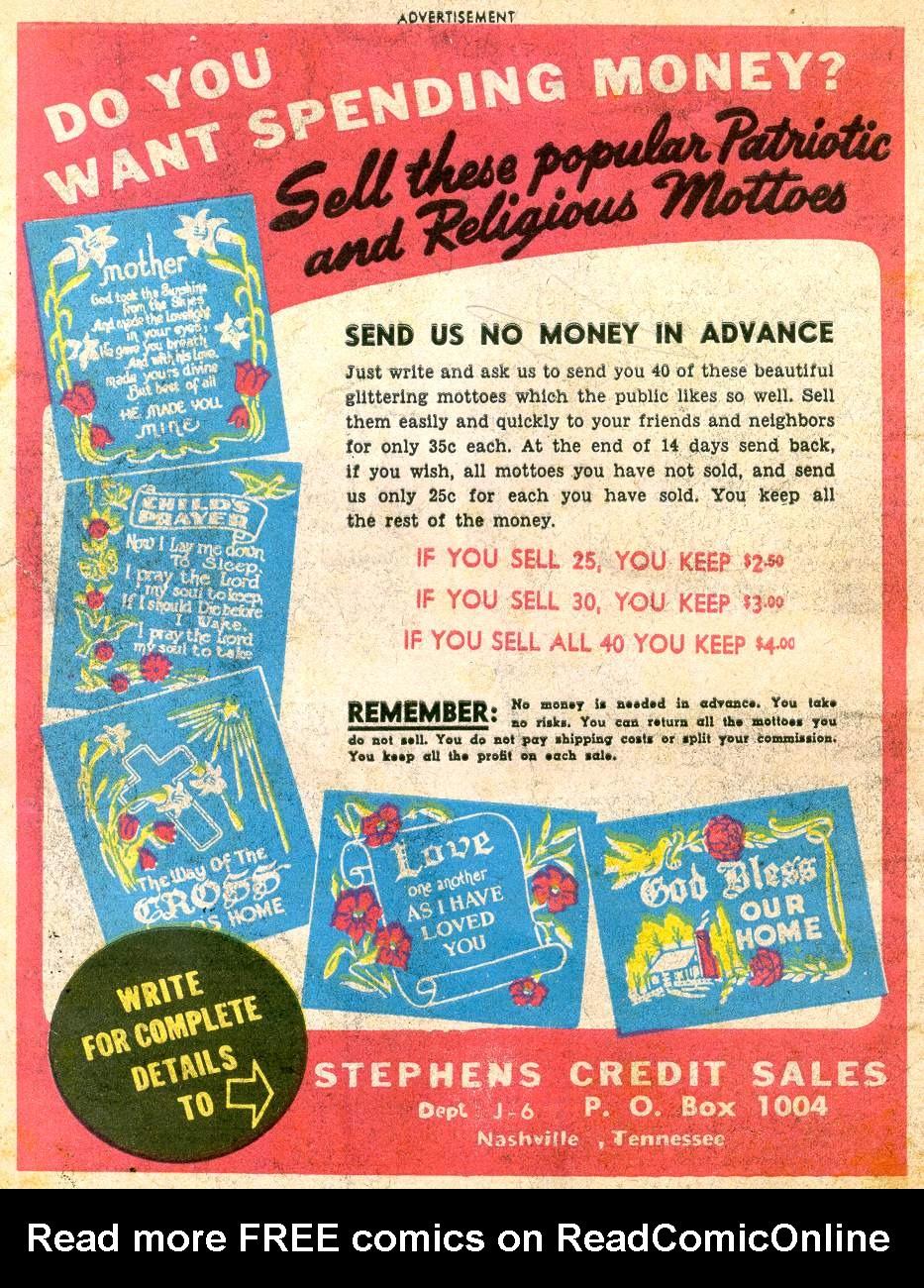 Read online Adventure Comics (1938) comic -  Issue #227 - 34