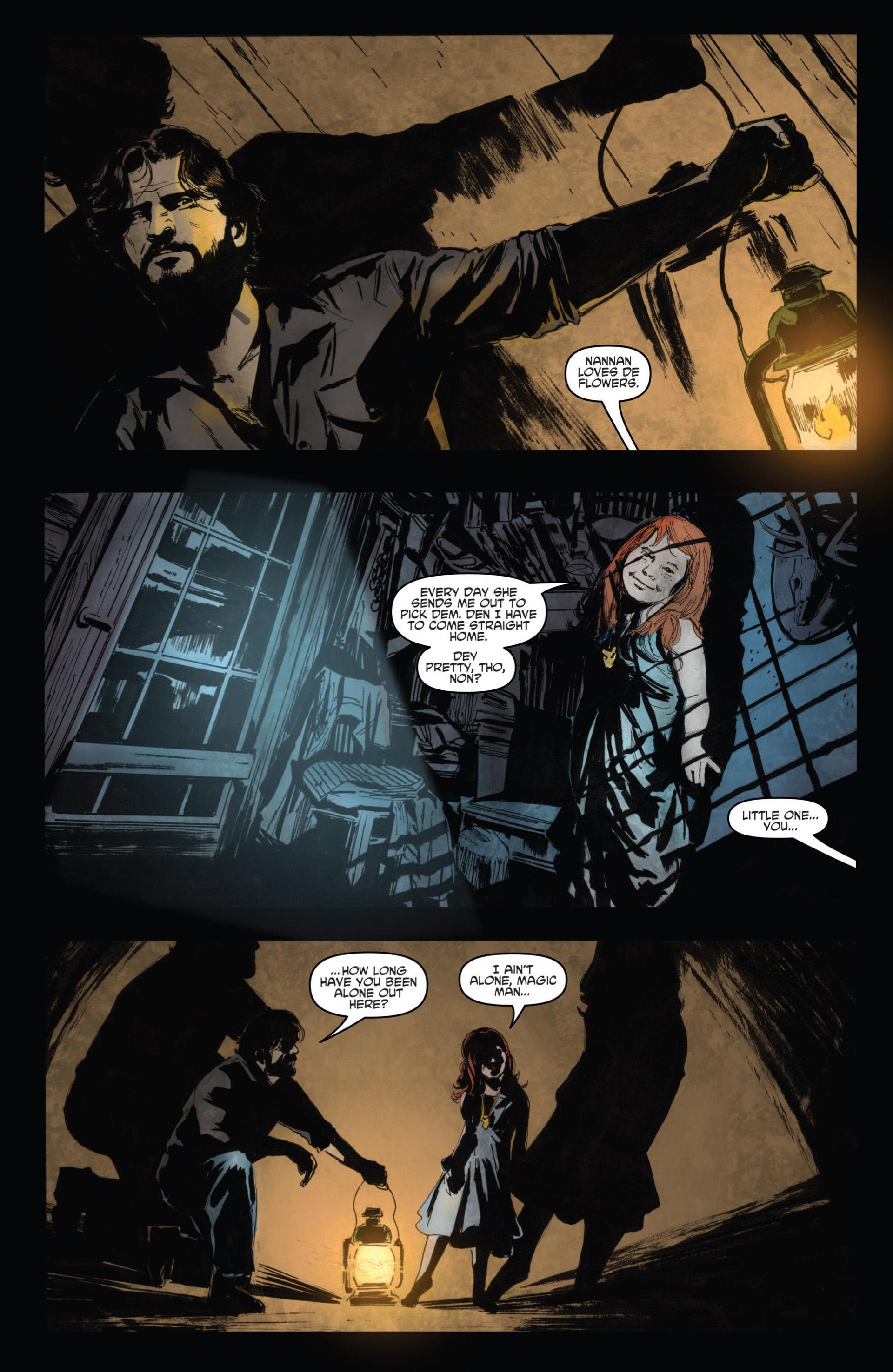 Read online True Blood (2012) comic -  Issue #10 - 17