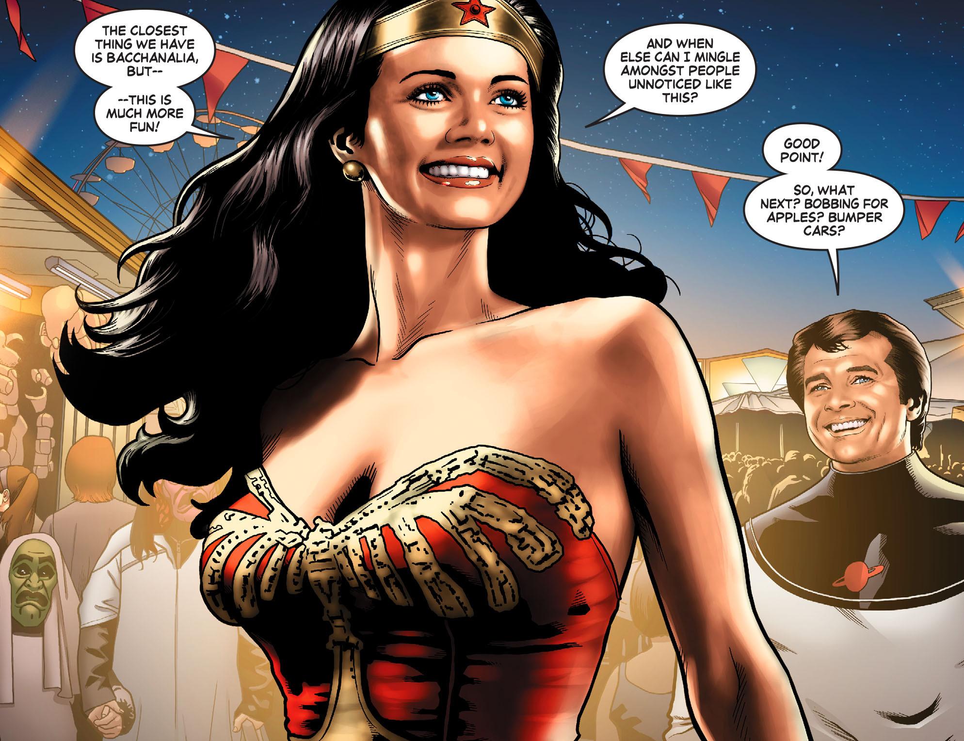Read online Wonder Woman '77 [I] comic -  Issue #13 - 6