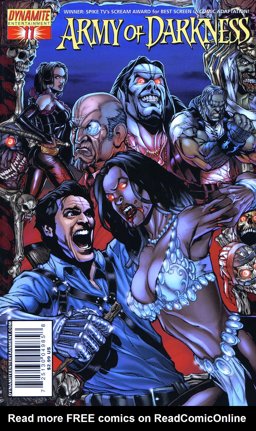 Army of Darkness (2006) 11 Page 1
