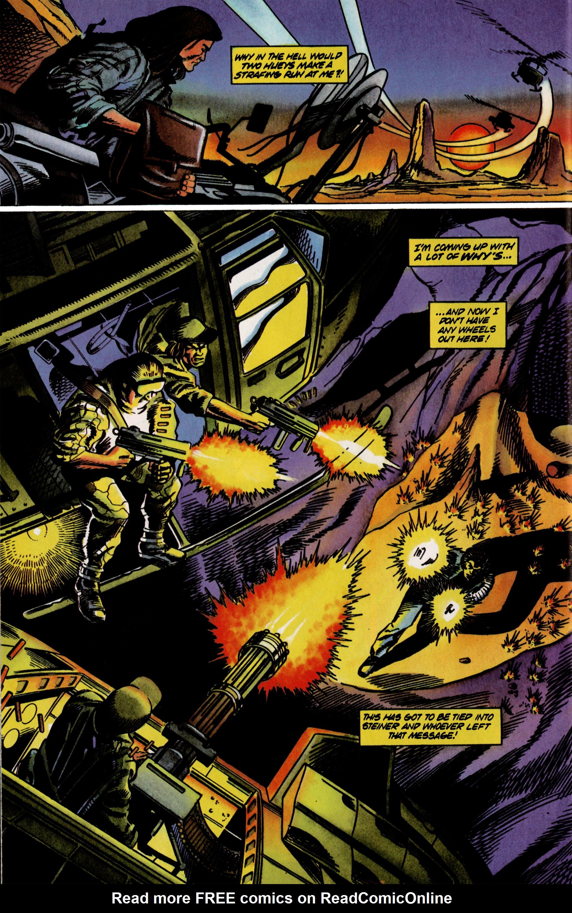 Read online Eternal Warrior (1992) comic -  Issue #21 - 17