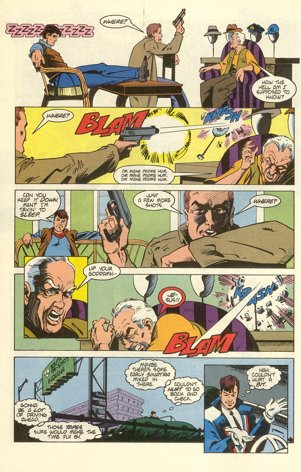 Read online American Flagg! comic -  Issue #39 - 18