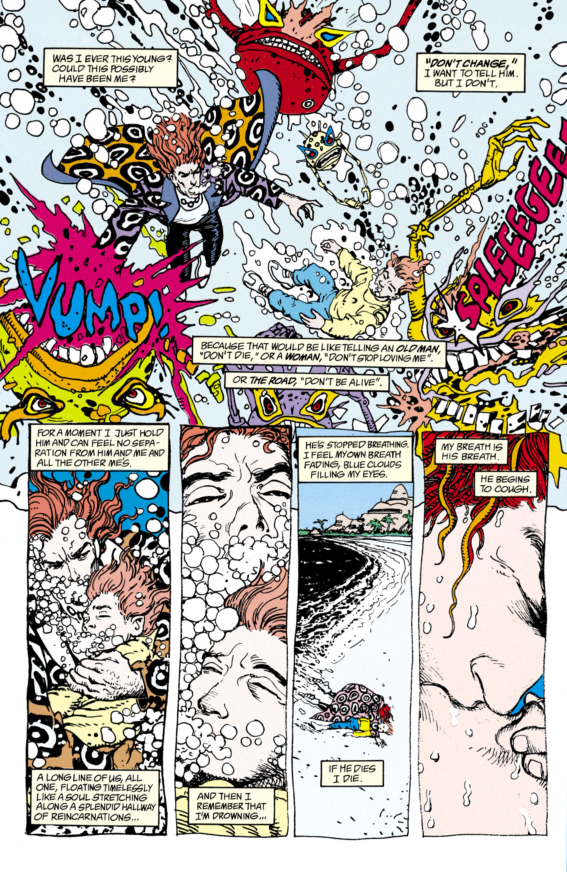 Read online Shade, the Changing Man comic -  Issue #22 - 9