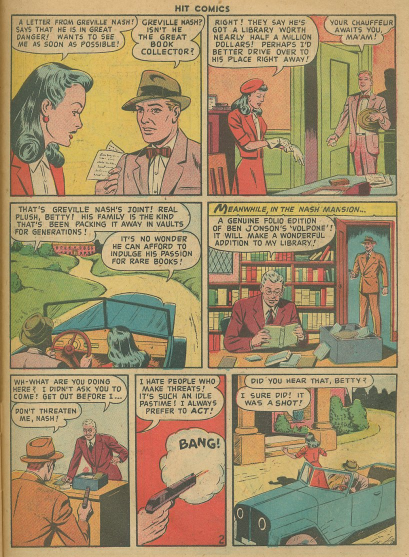 Read online Hit Comics comic -  Issue #61 - 29