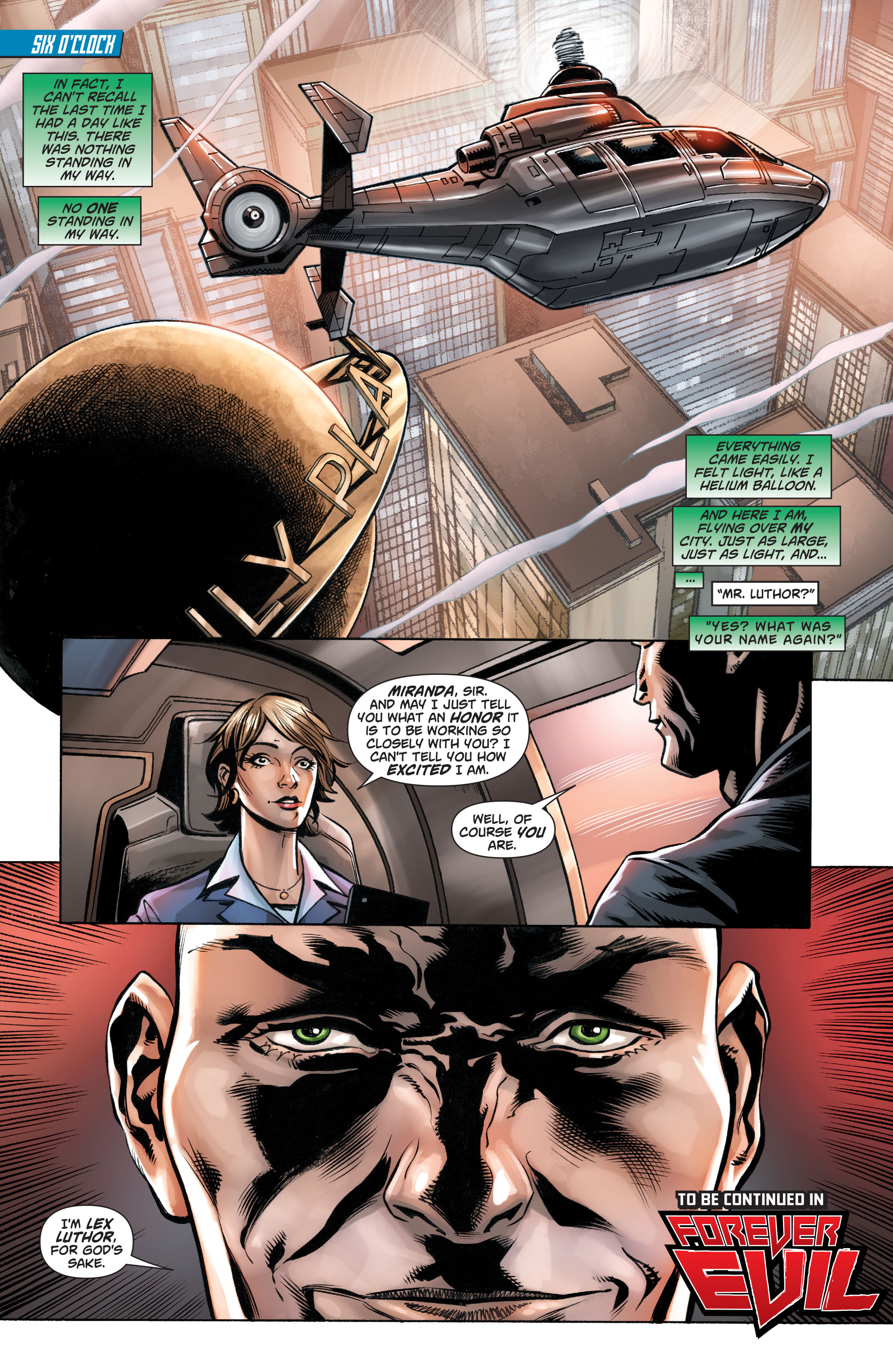 Read online Action Comics (2011) comic -  Issue #23.3 - 20