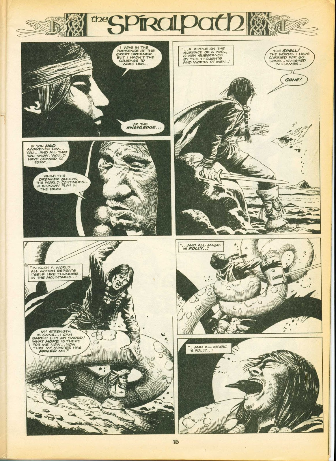 Warrior Issue #9 #10 - English 15