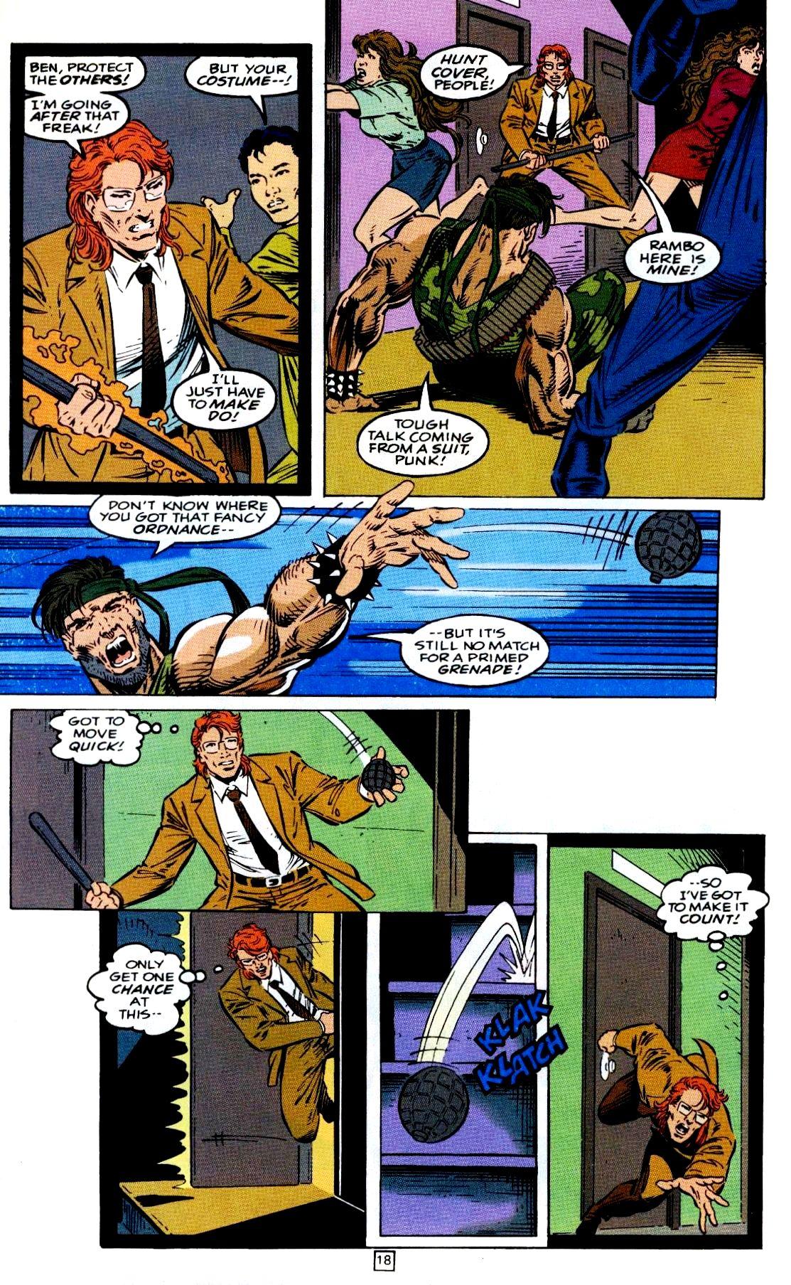 Read online Gunfire comic -  Issue #7 - 22