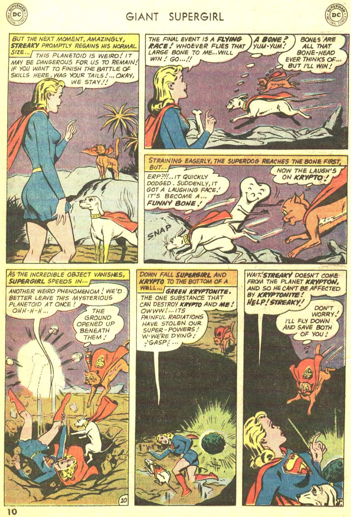 Read online Action Comics (1938) comic -  Issue #373 - 11