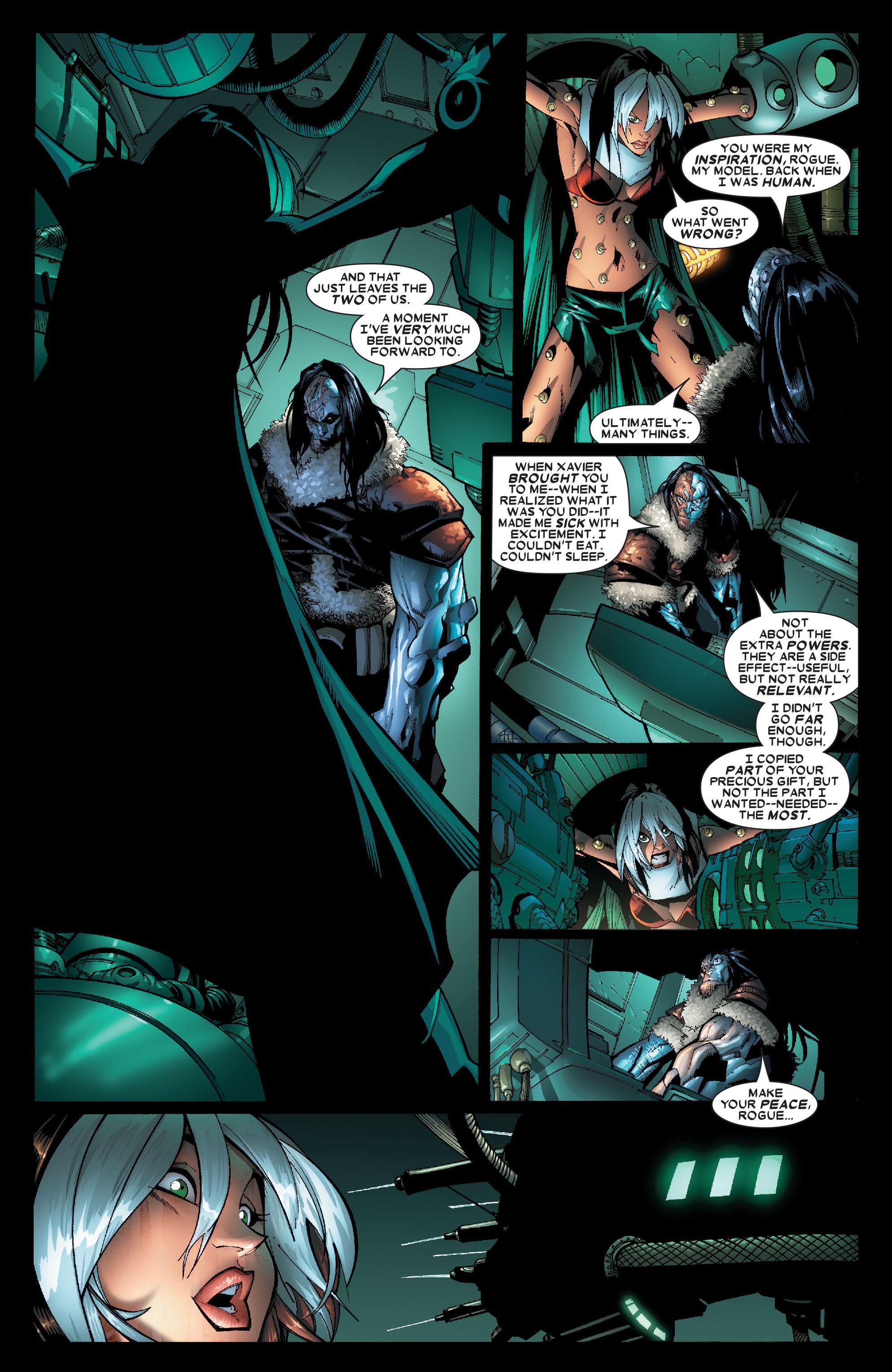 X-Men (1991) 196 Page 3