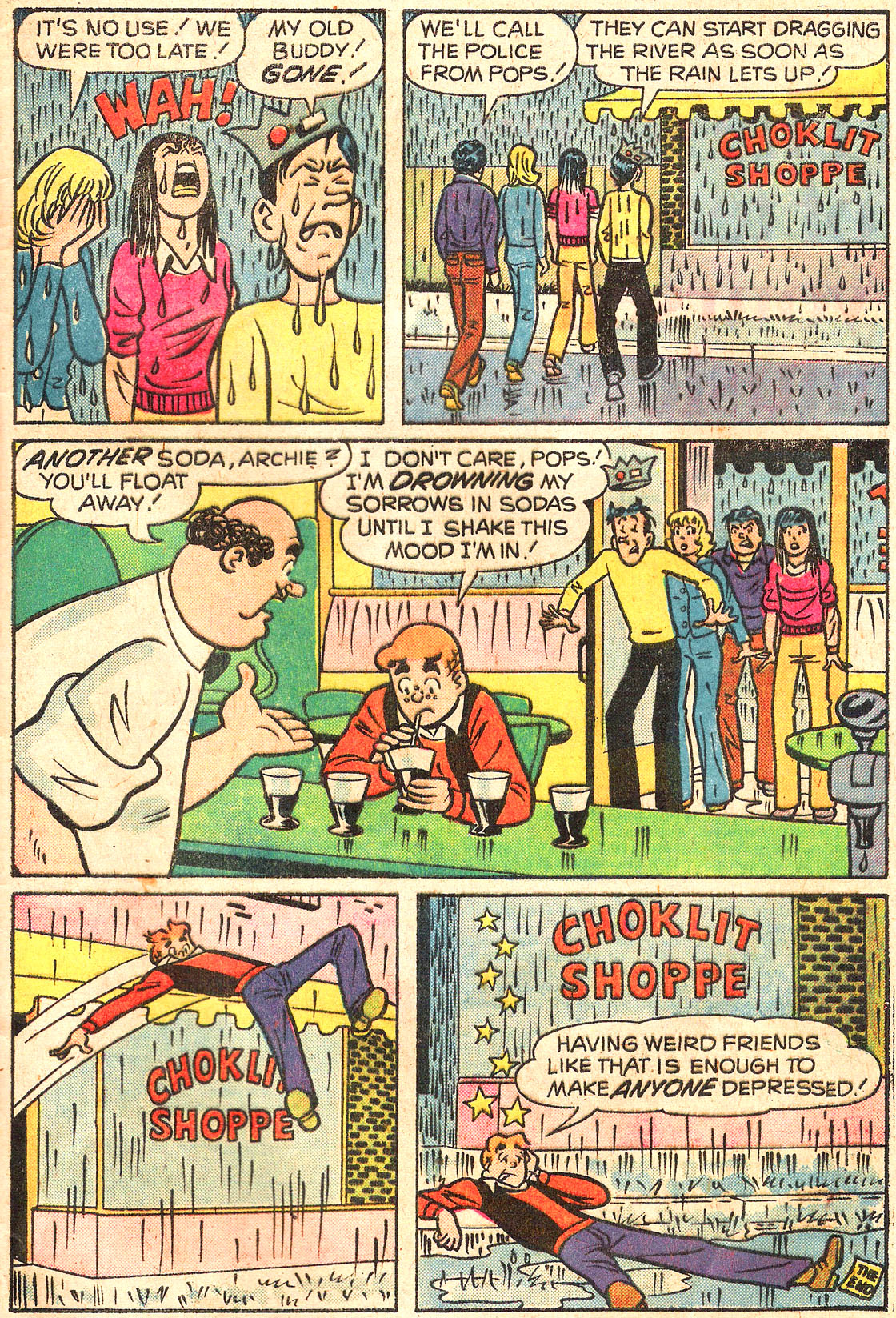 Read online Archie (1960) comic -  Issue #250 - 33