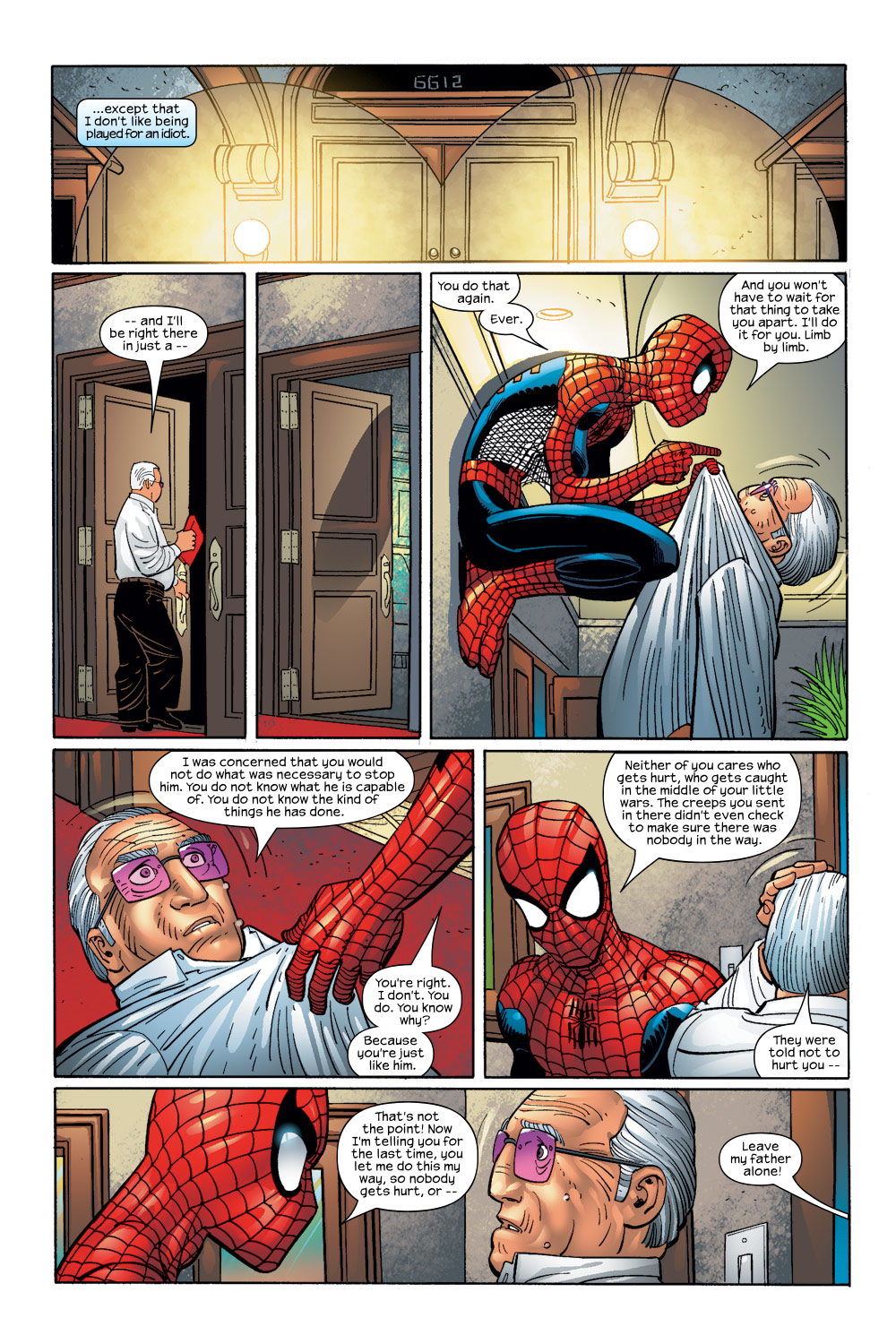 The Amazing Spider-Man (1999) 53 Page 19