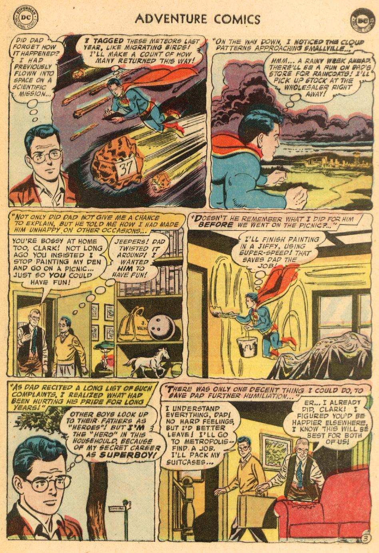 Read online Adventure Comics (1938) comic -  Issue #249 - 5
