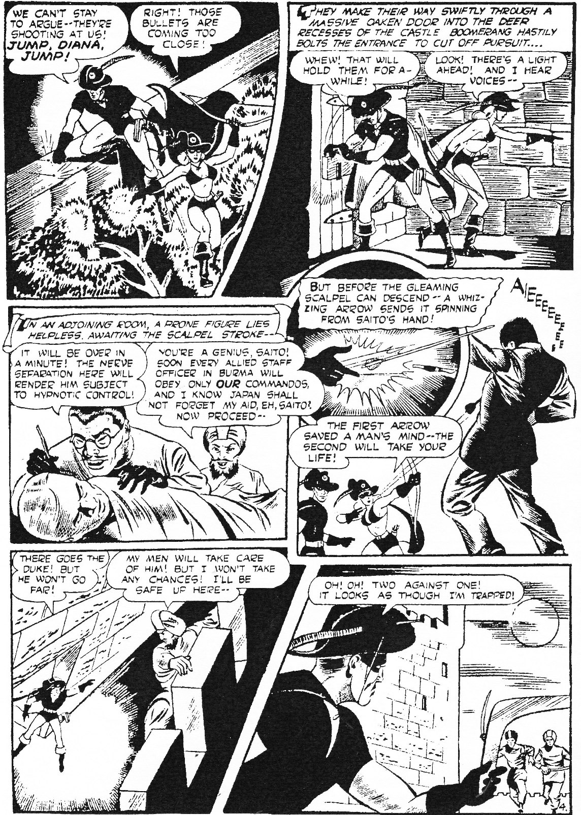 Read online Men of Mystery Comics comic -  Issue #74 - 20