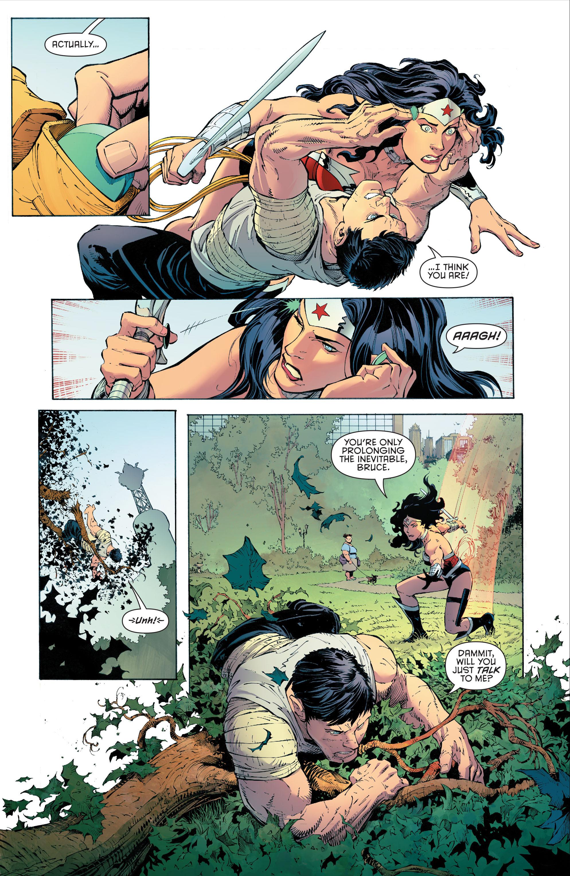 Read online Batman (2011) comic -  Issue # _TPB 7 - 15