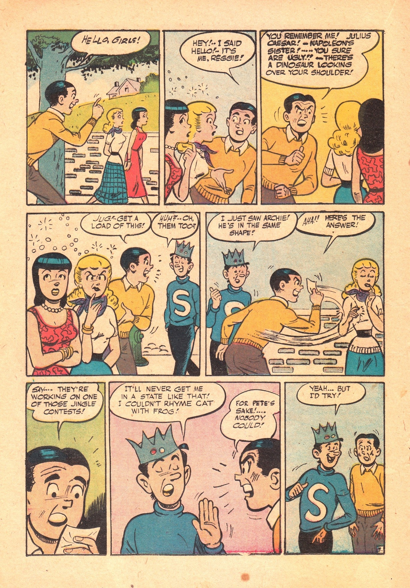 Archie Comics issue 089 - Page 20
