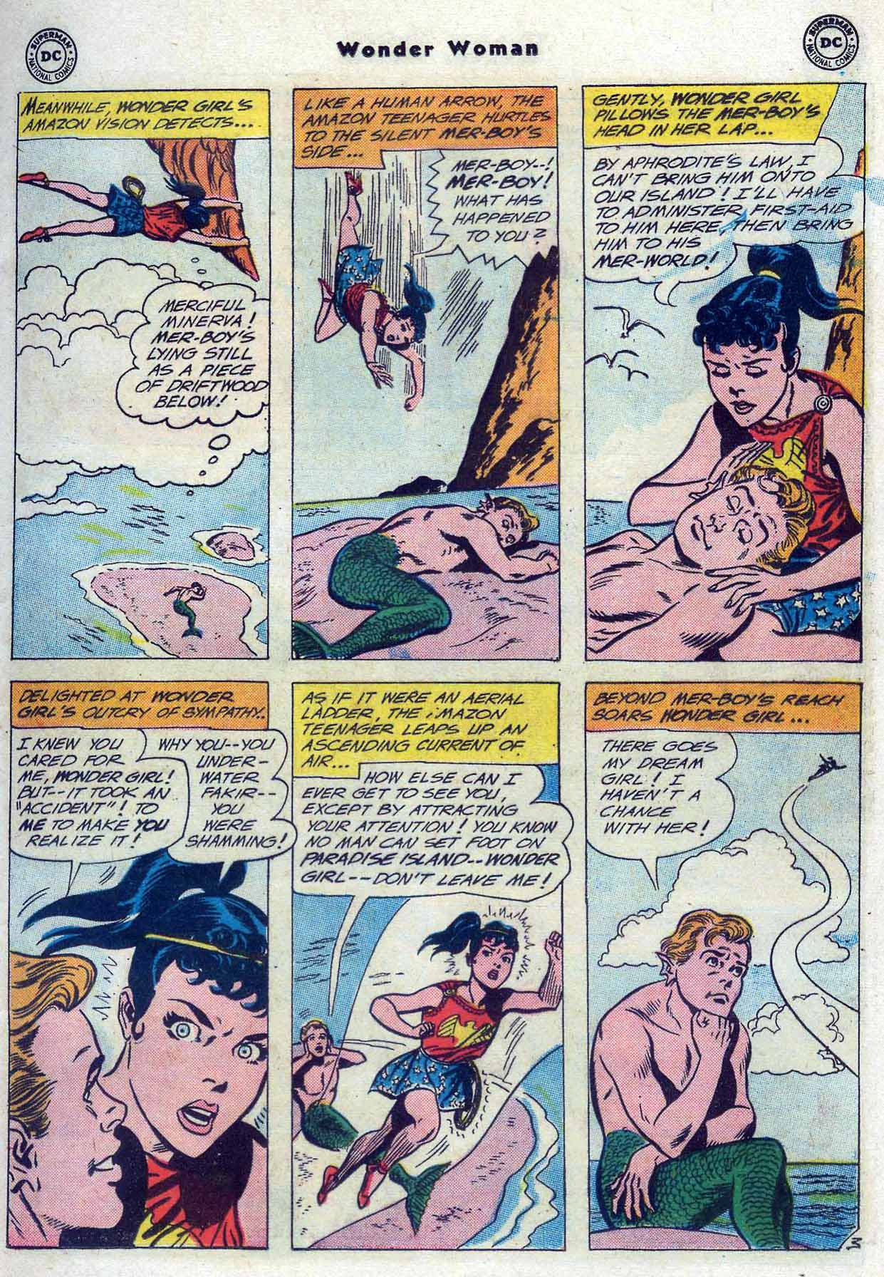 Read online Wonder Woman (1942) comic -  Issue #116 - 5