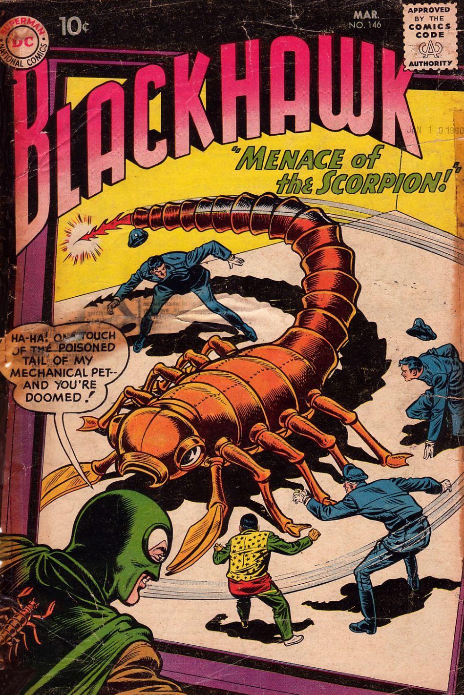 Blackhawk (1957) 146 Page 1