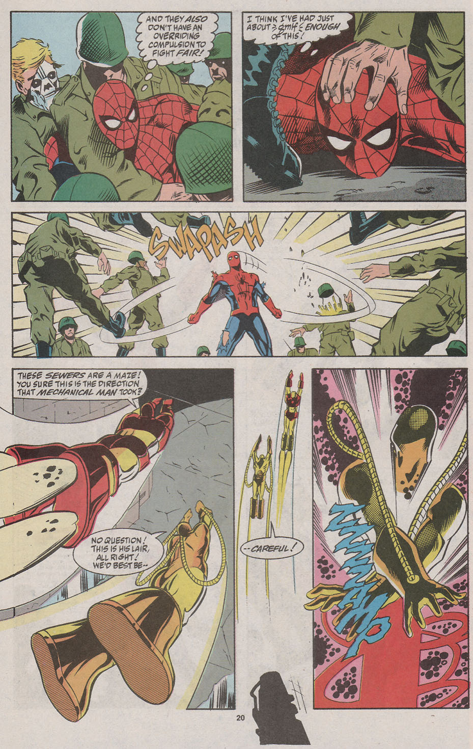 Web of Spider-Man (1985) _Annual 7 #7 - English 17
