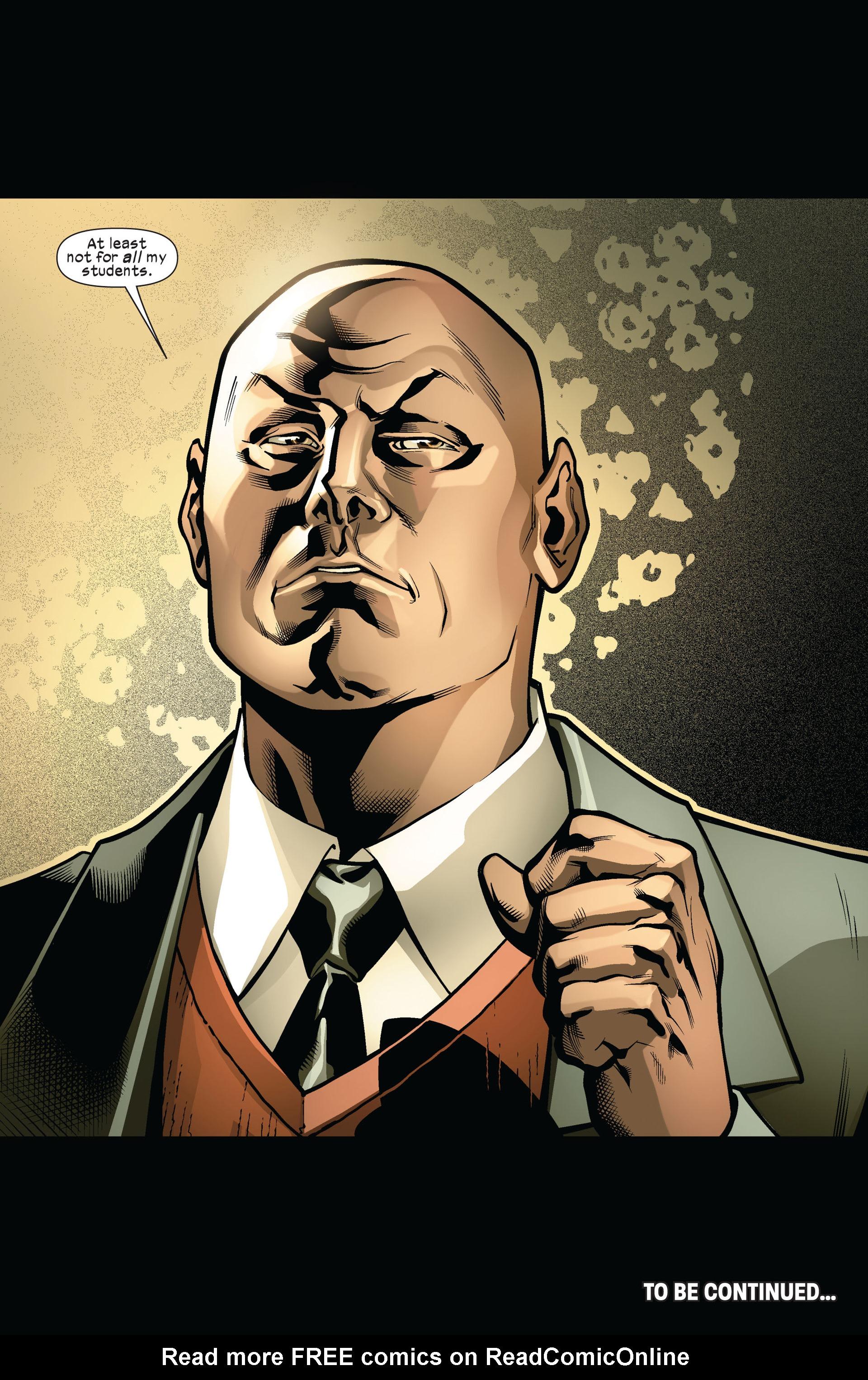 Read online Ultimate Comics X-Men comic -  Issue #6 - 20