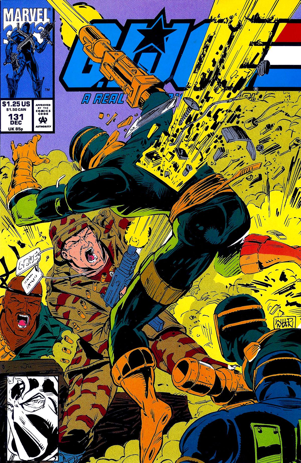 G.I. Joe: A Real American Hero 131 Page 1