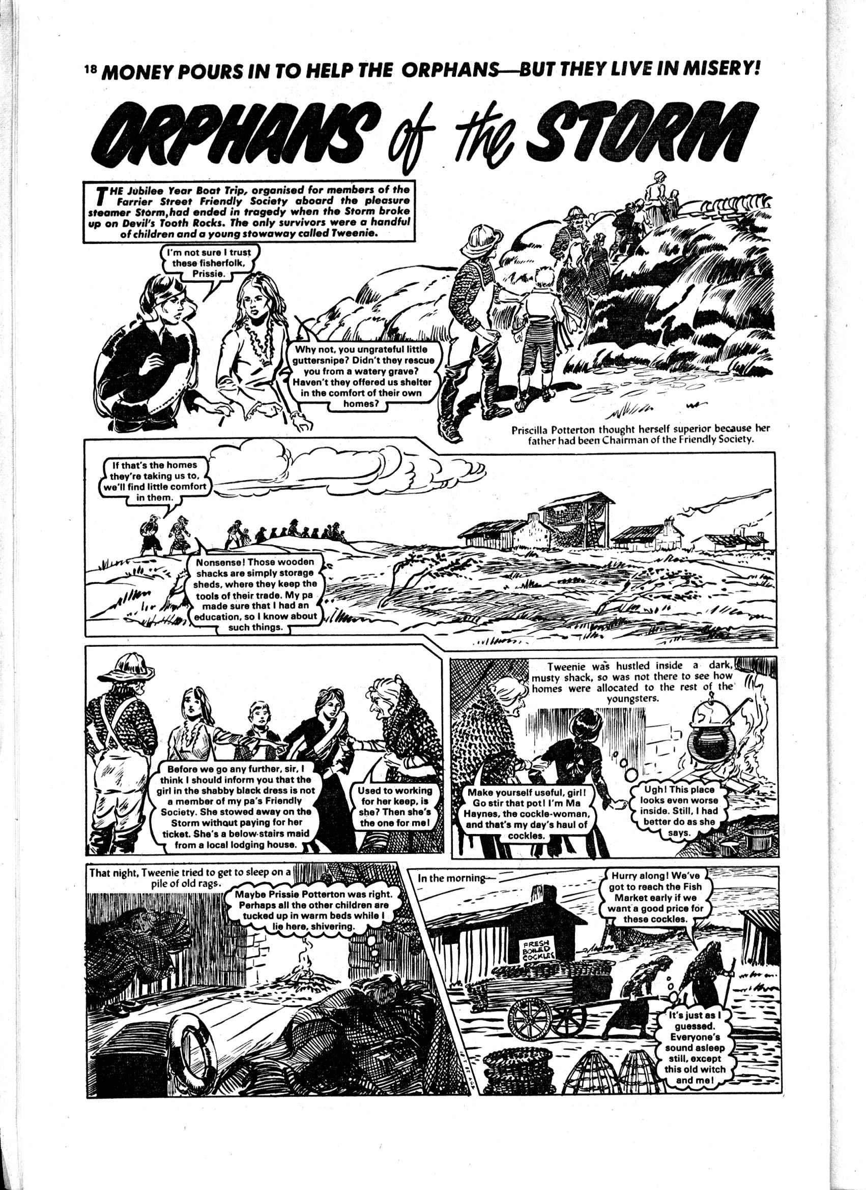 Read online Judy comic -  Issue #1103 - 18
