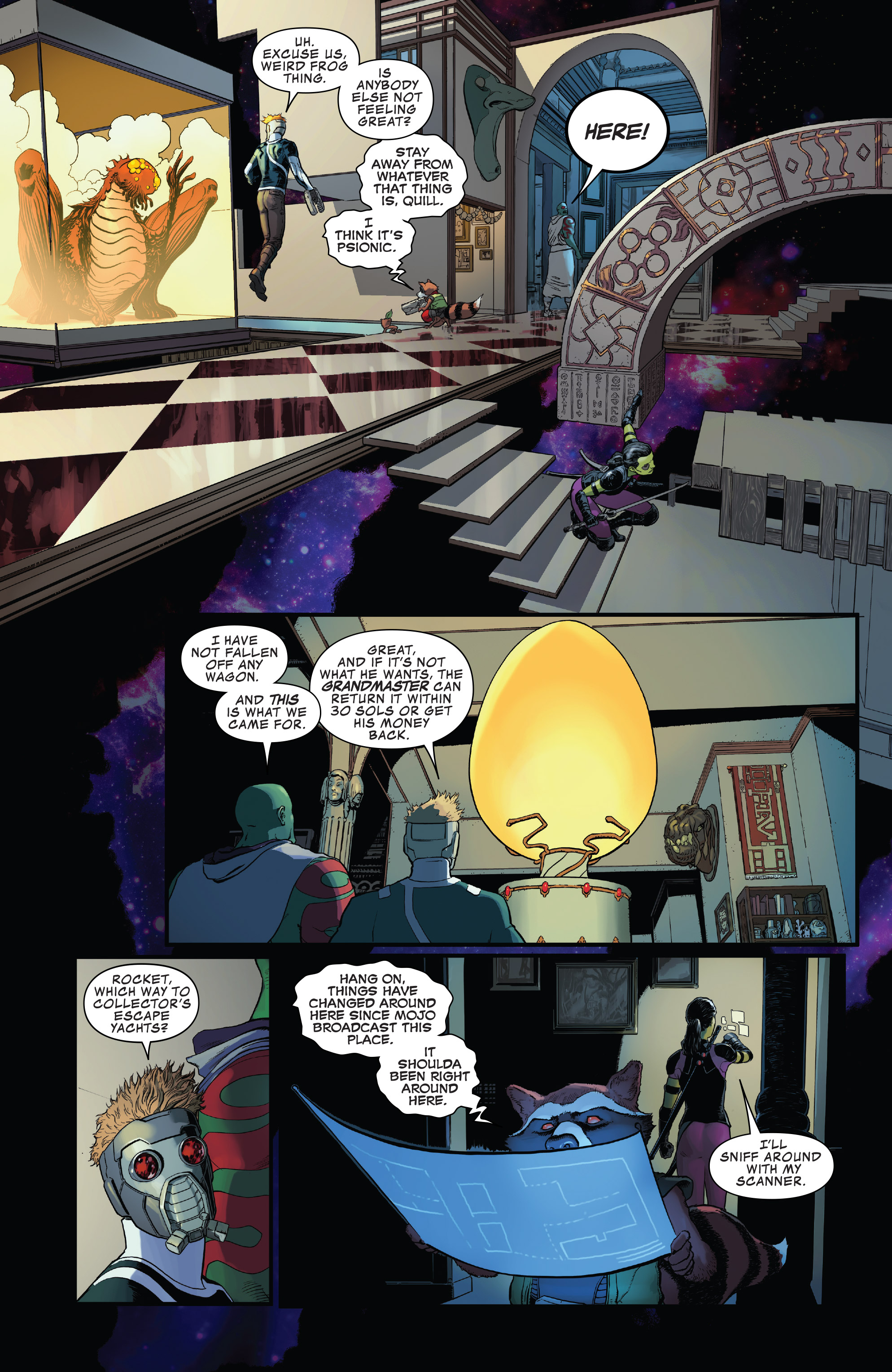Read online All-New Guardians of the Galaxy comic -  Issue #2 - 14