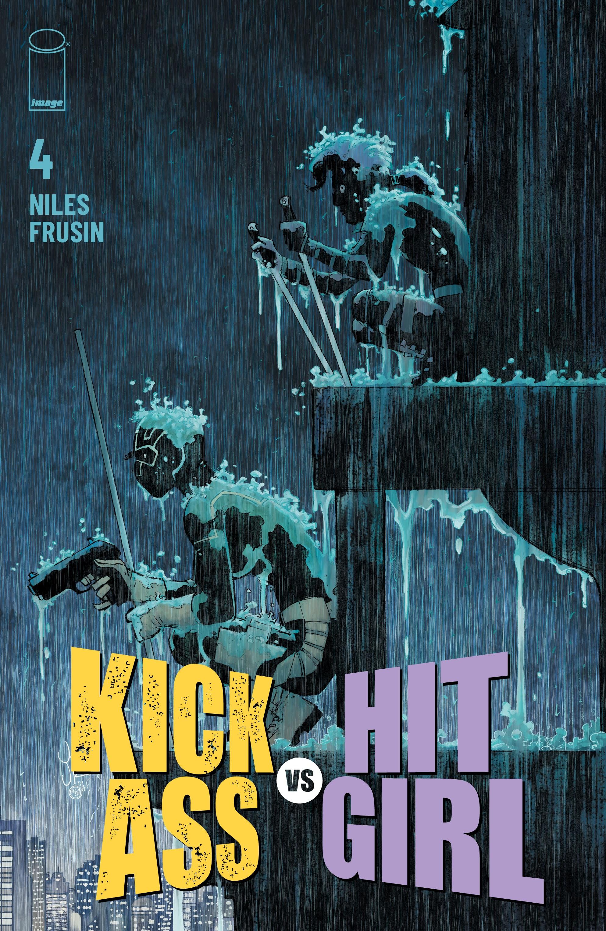 Kick-Ass Vs. Hit-Girl 4 Page 1