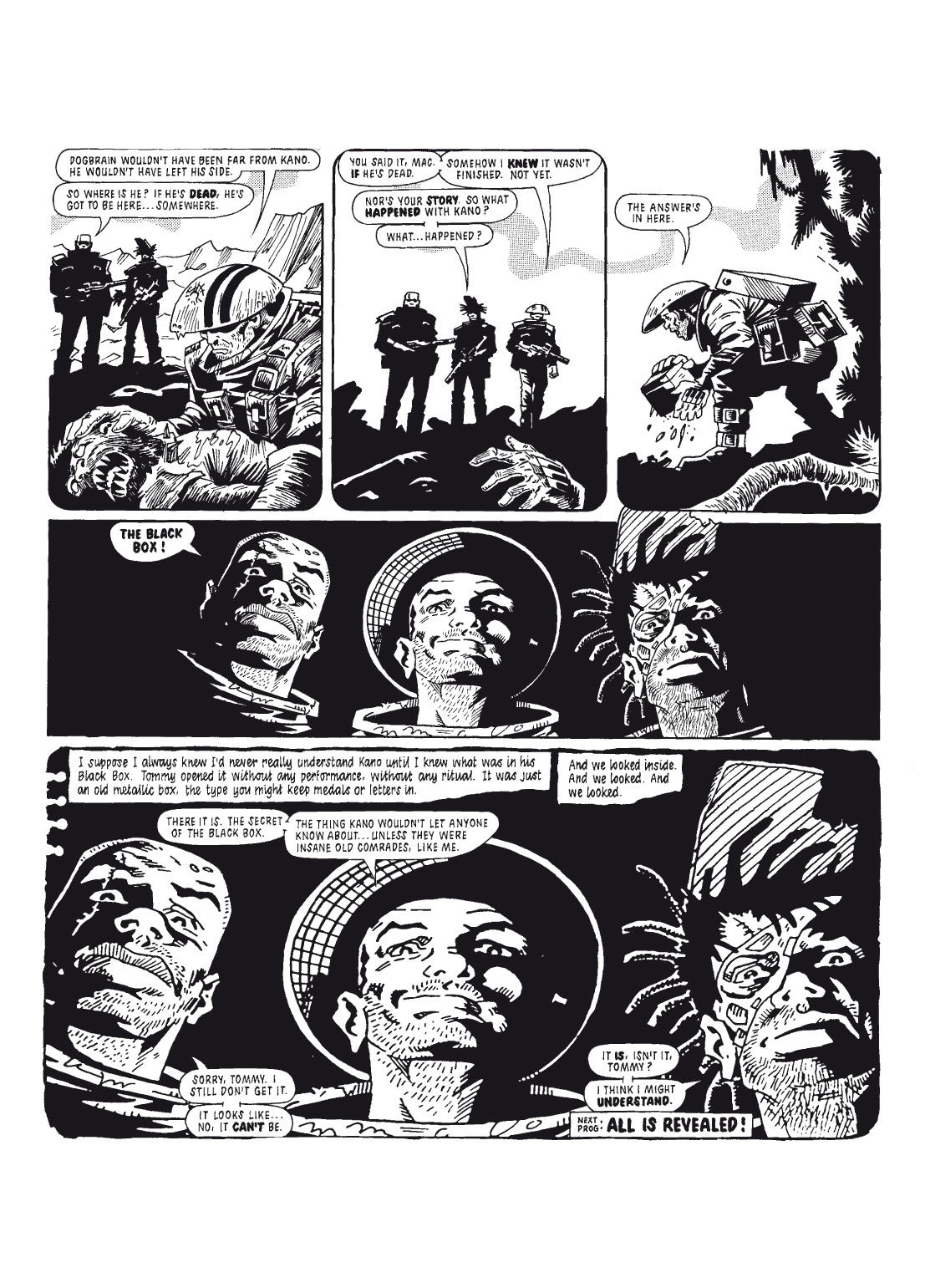 Read online The Complete Bad Company comic -  Issue # TPB - 115