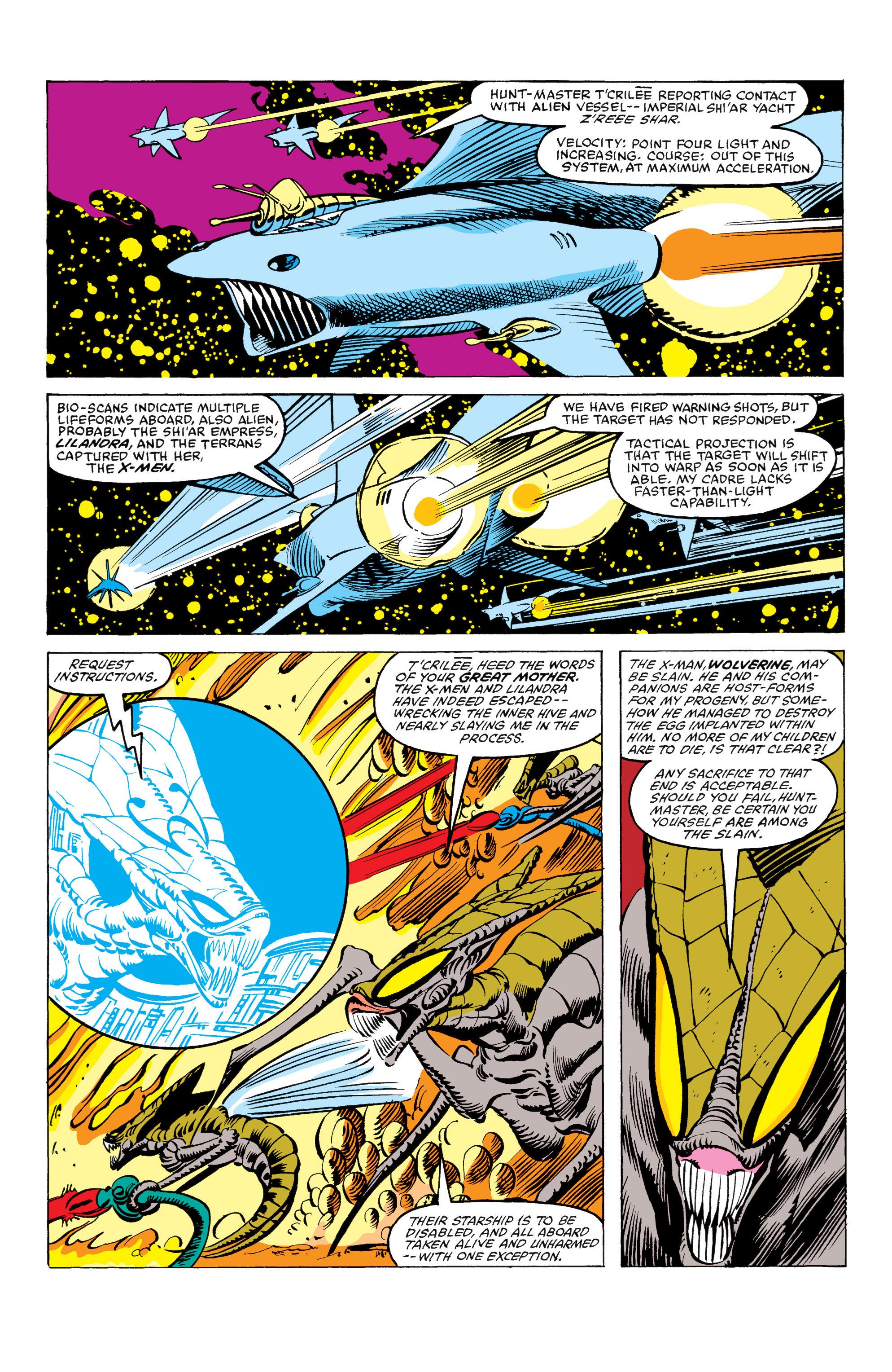 Read online Uncanny X-Men (1963) comic -  Issue #164 - 3