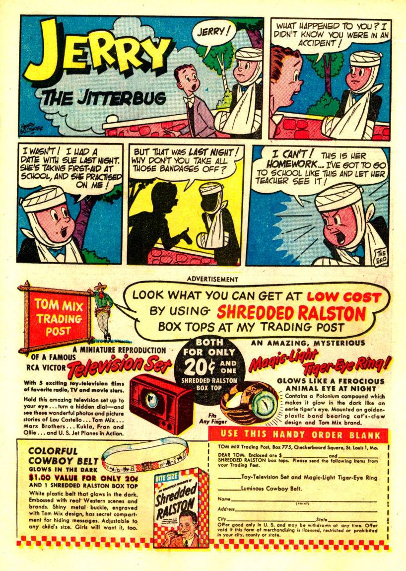 Read online Sensation (Mystery) Comics comic -  Issue #99 - 27