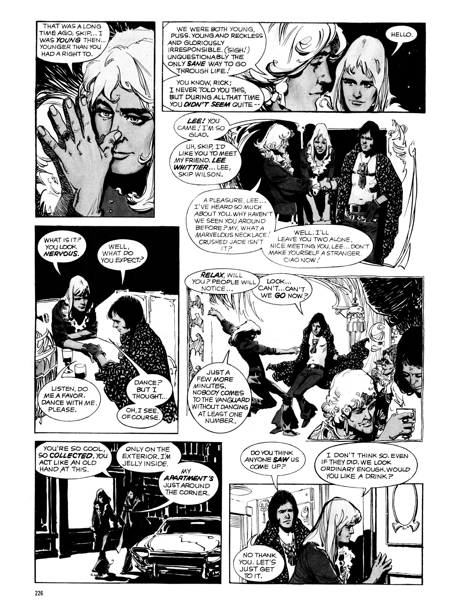 Read online Eerie Archives comic -  Issue # TPB 16 - 227