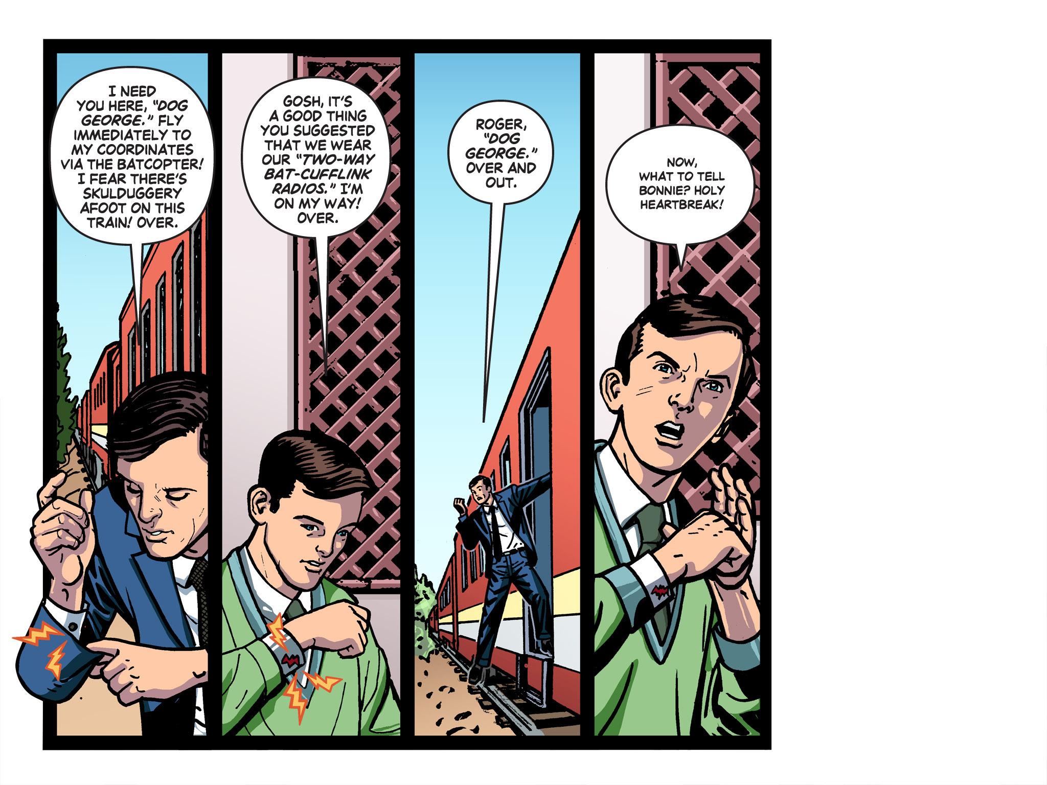 Read online Batman '66 Meets the Green Hornet [II] comic -  Issue #1 - 92