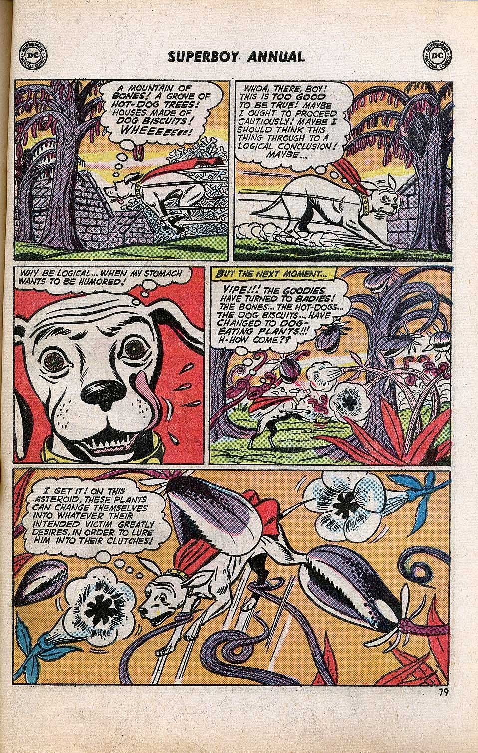 Superboy (1949) issue Annual 1 - Page 81