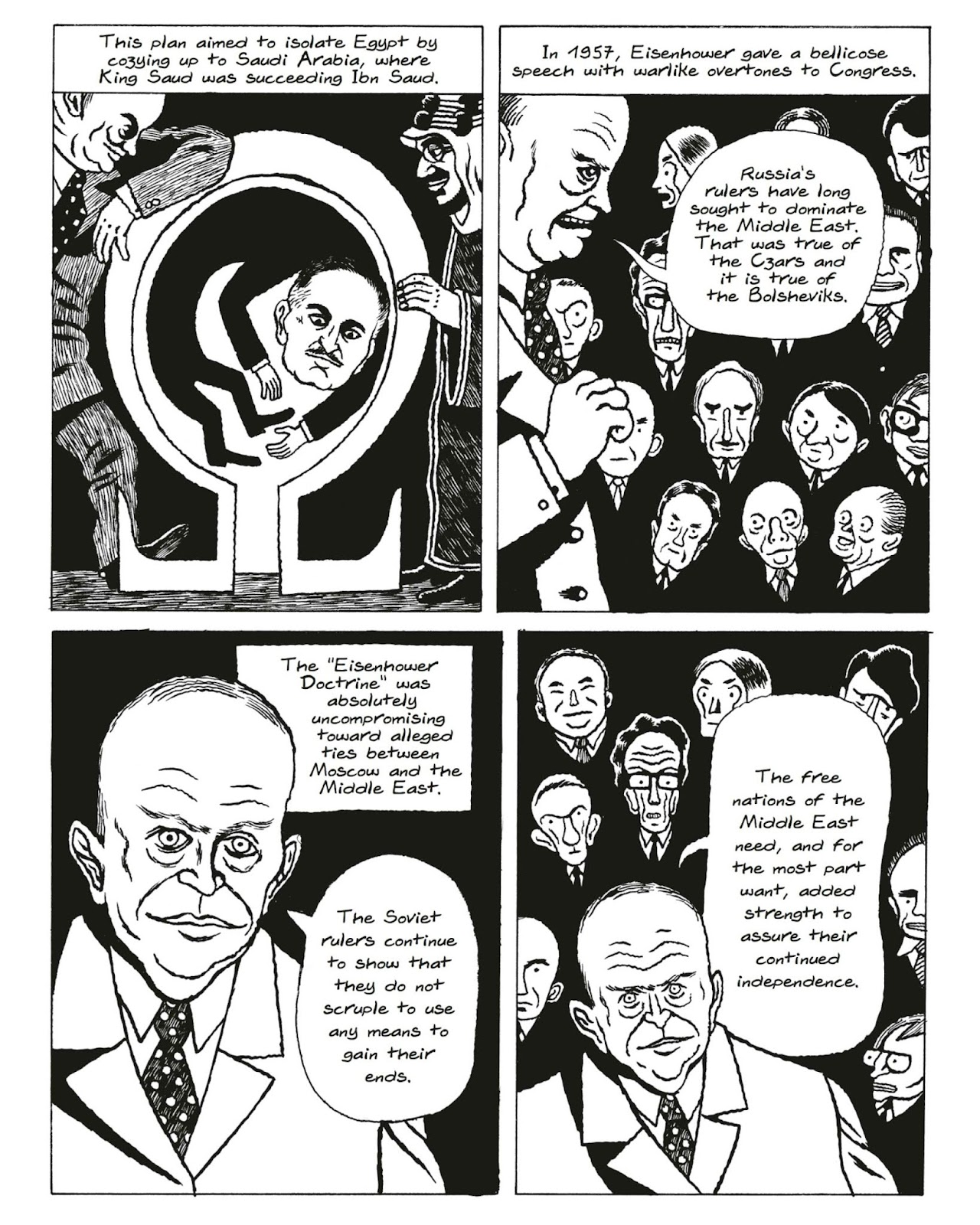 Best of Enemies: A History of US and Middle East Relations issue TPB_2 - Page 5