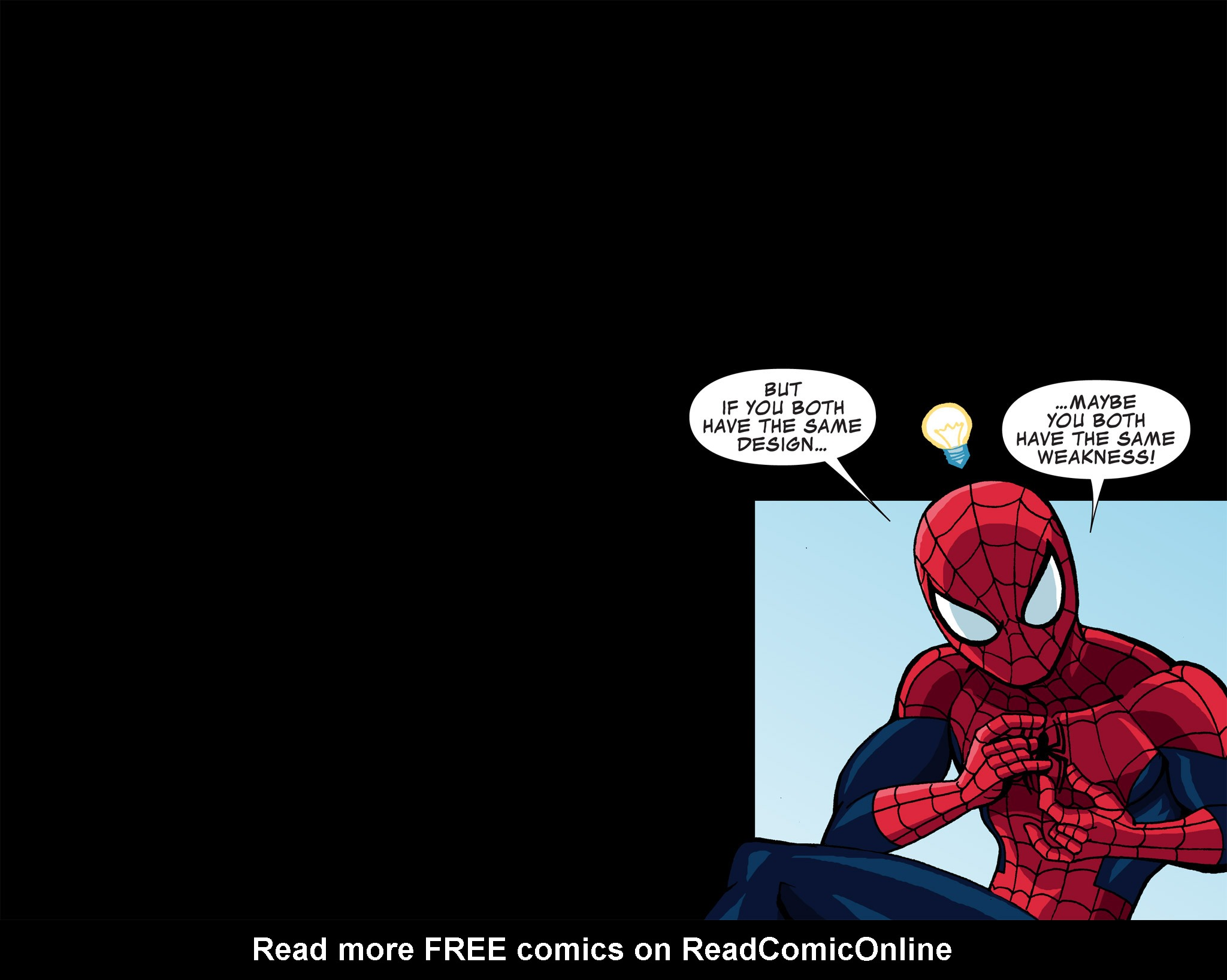 Read online Ultimate Spider-Man (Infinite Comics) (2015) comic -  Issue #3 - 7