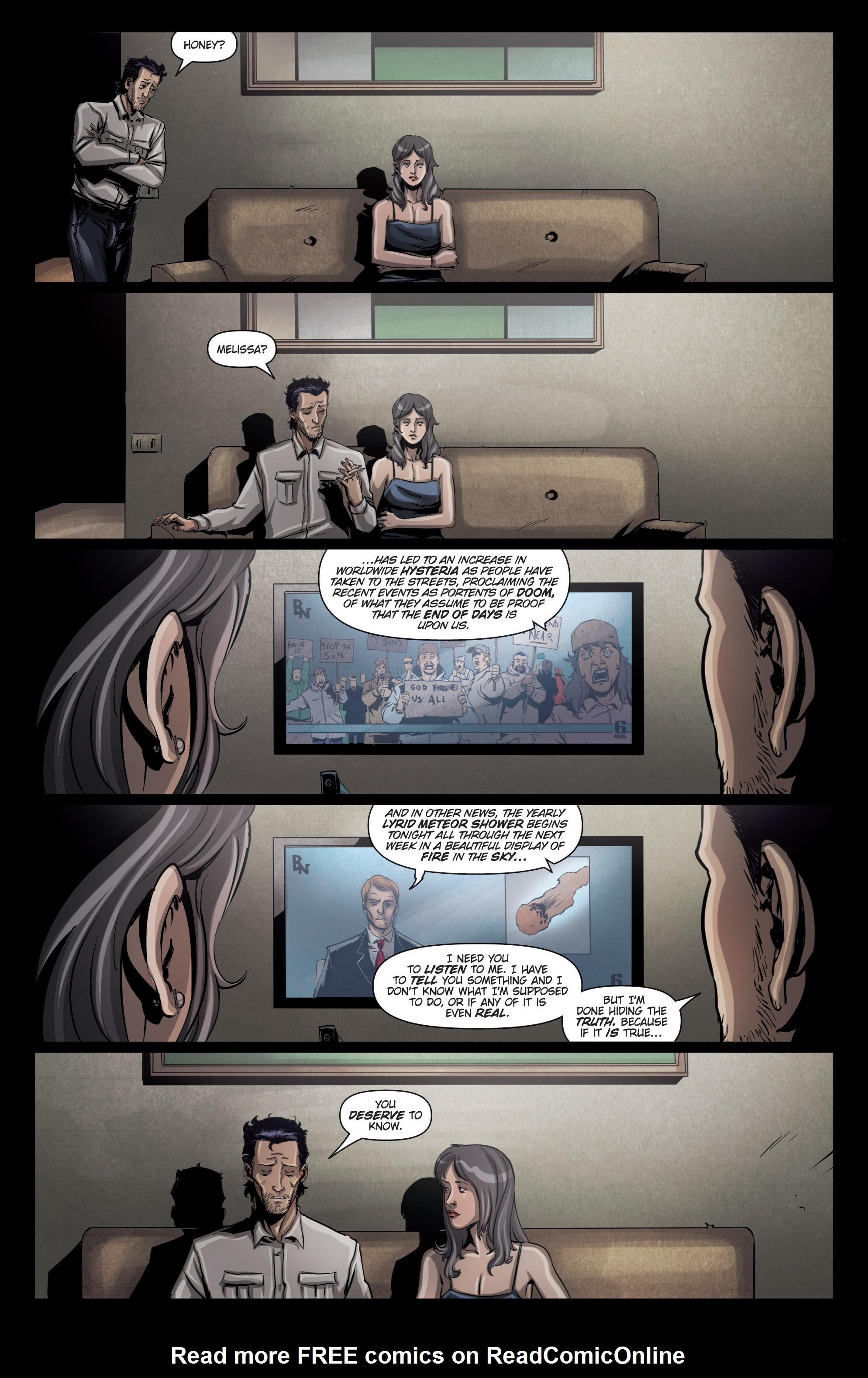 Read online Grimm Fairy Tales presents No Tomorrow comic -  Issue # TPB - 90