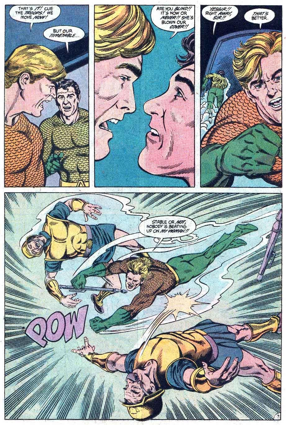 Read online Aquaman (1989) comic -  Issue #3 - 8