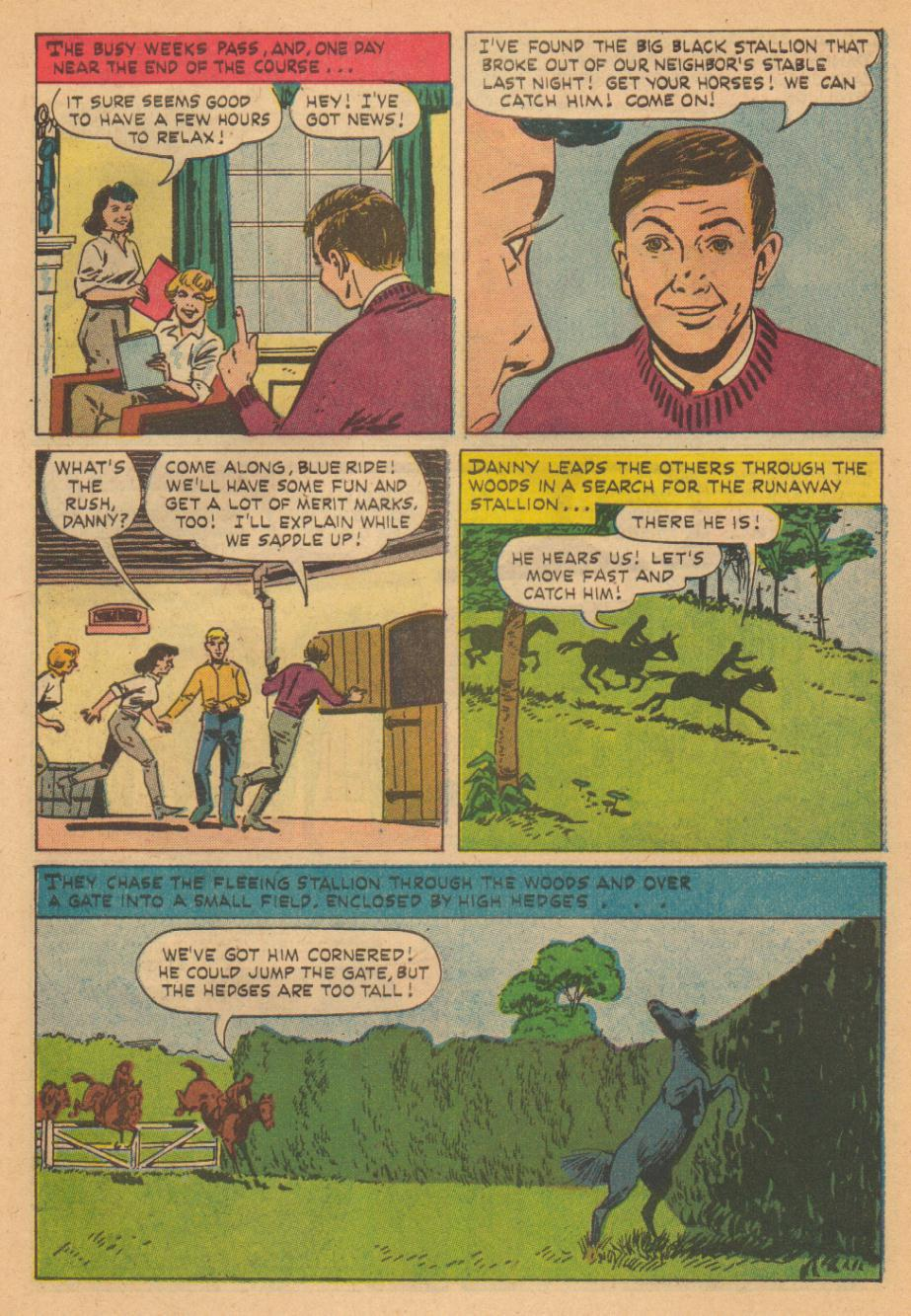 Four Color Comics issue 1260 - Page 27