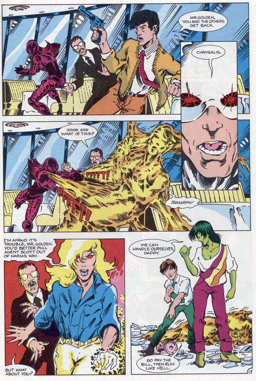 Elementals (1984) issue 1 - Page 15