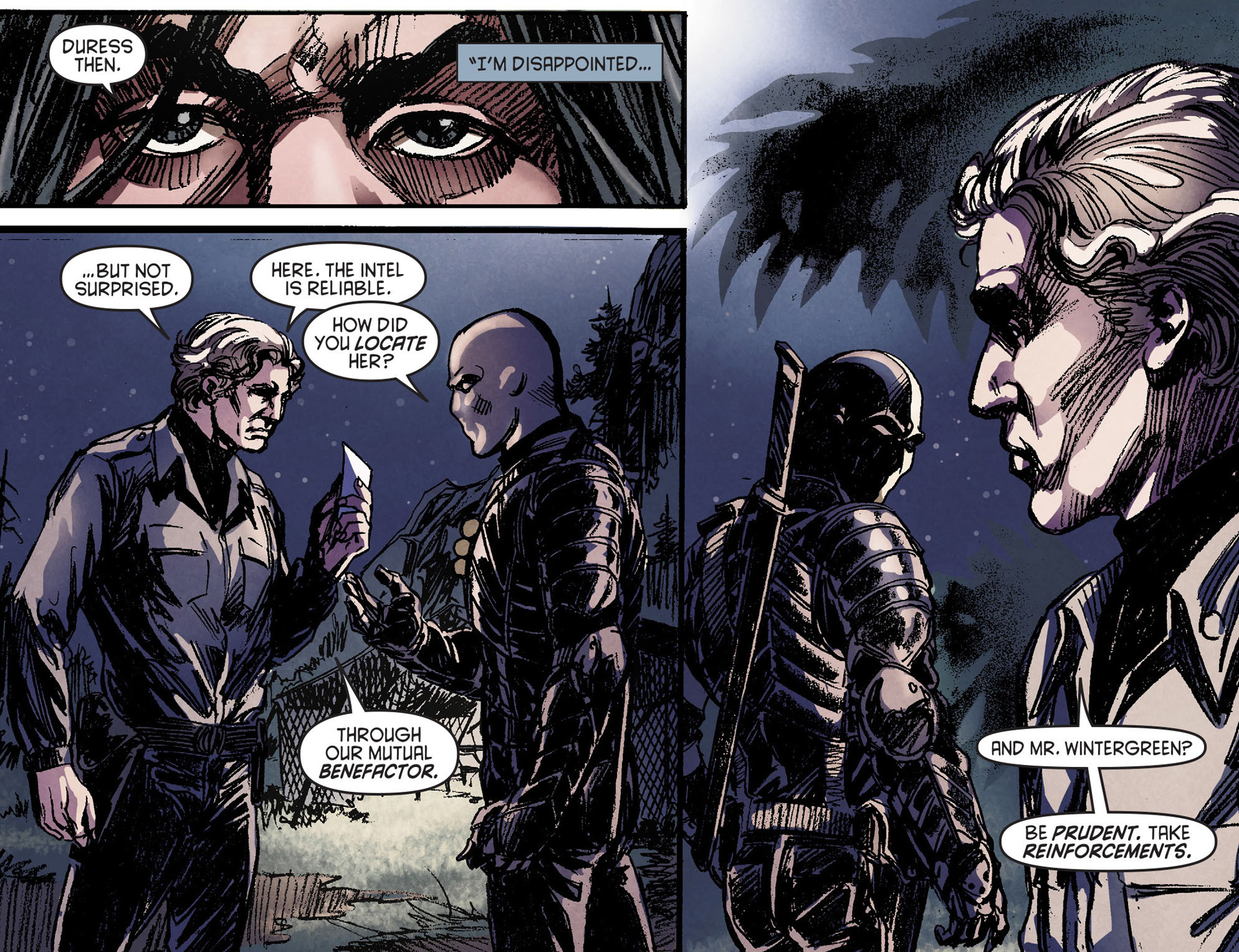 Read online Arrow [II] comic -  Issue #29 - 12