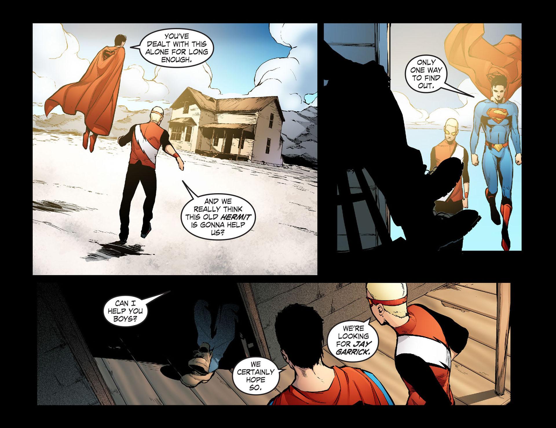 Read online Smallville: Season 11 comic -  Issue #33 - 7
