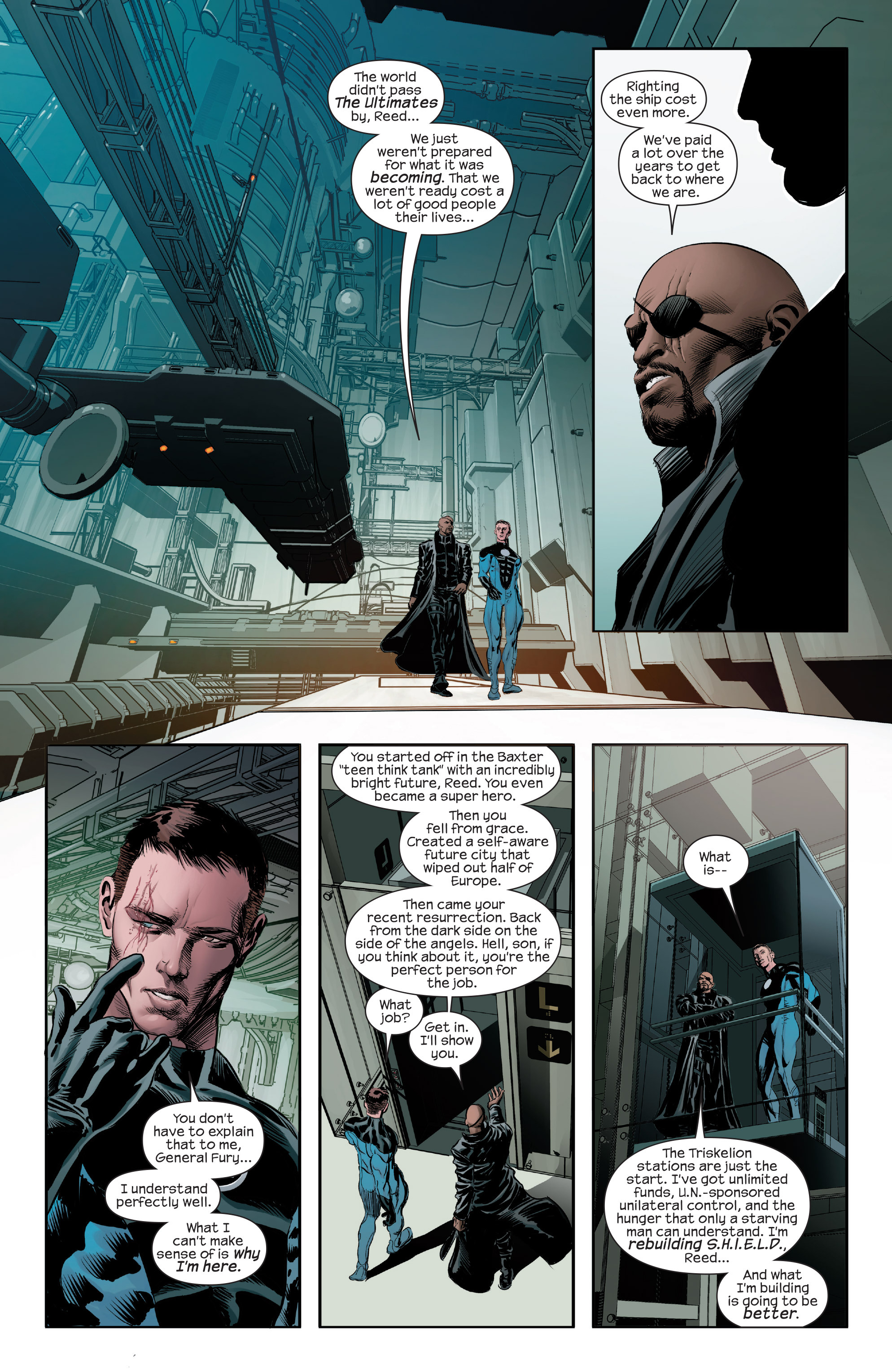 Read online Avengers (2013) comic -  Issue #41 - 6
