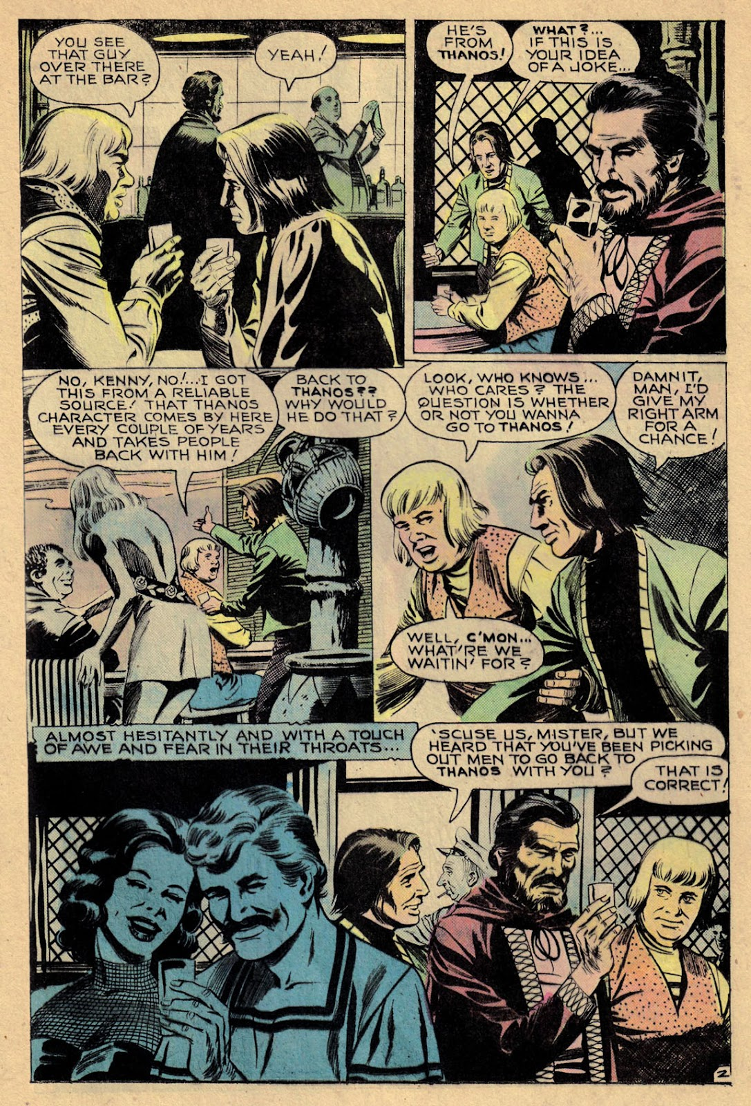 Read online Madhouse Comics comic -  Issue #97 - 21