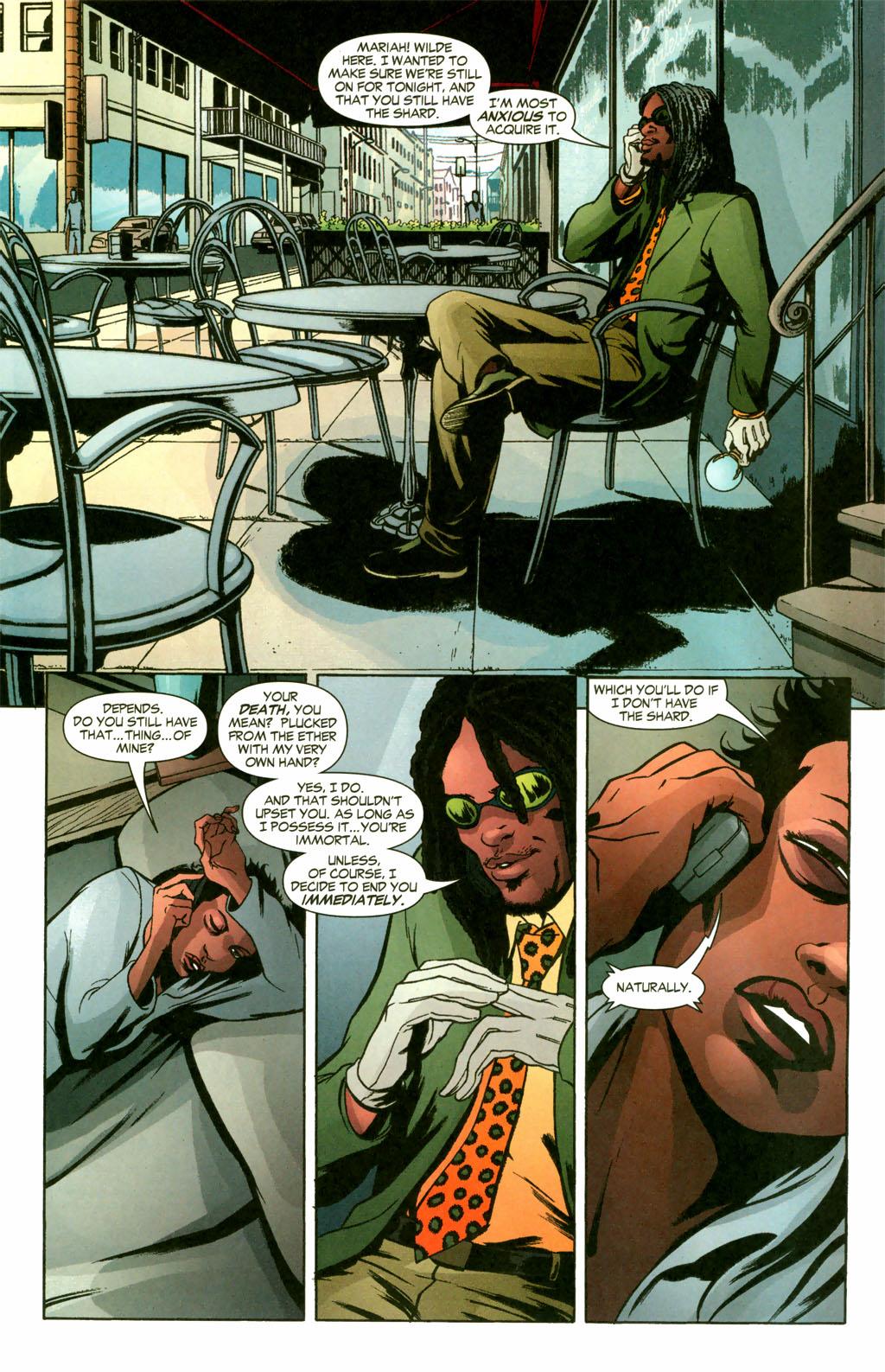 Read online Fallen Angel (2003) comic -  Issue #10 - 15